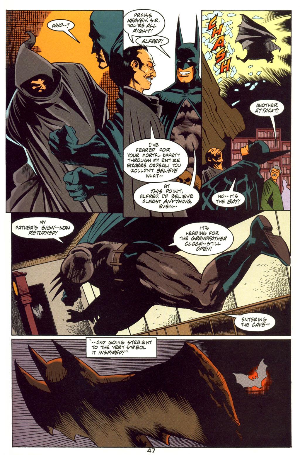 Read online Batman: Haunted Gotham comic -  Issue #4 - 47