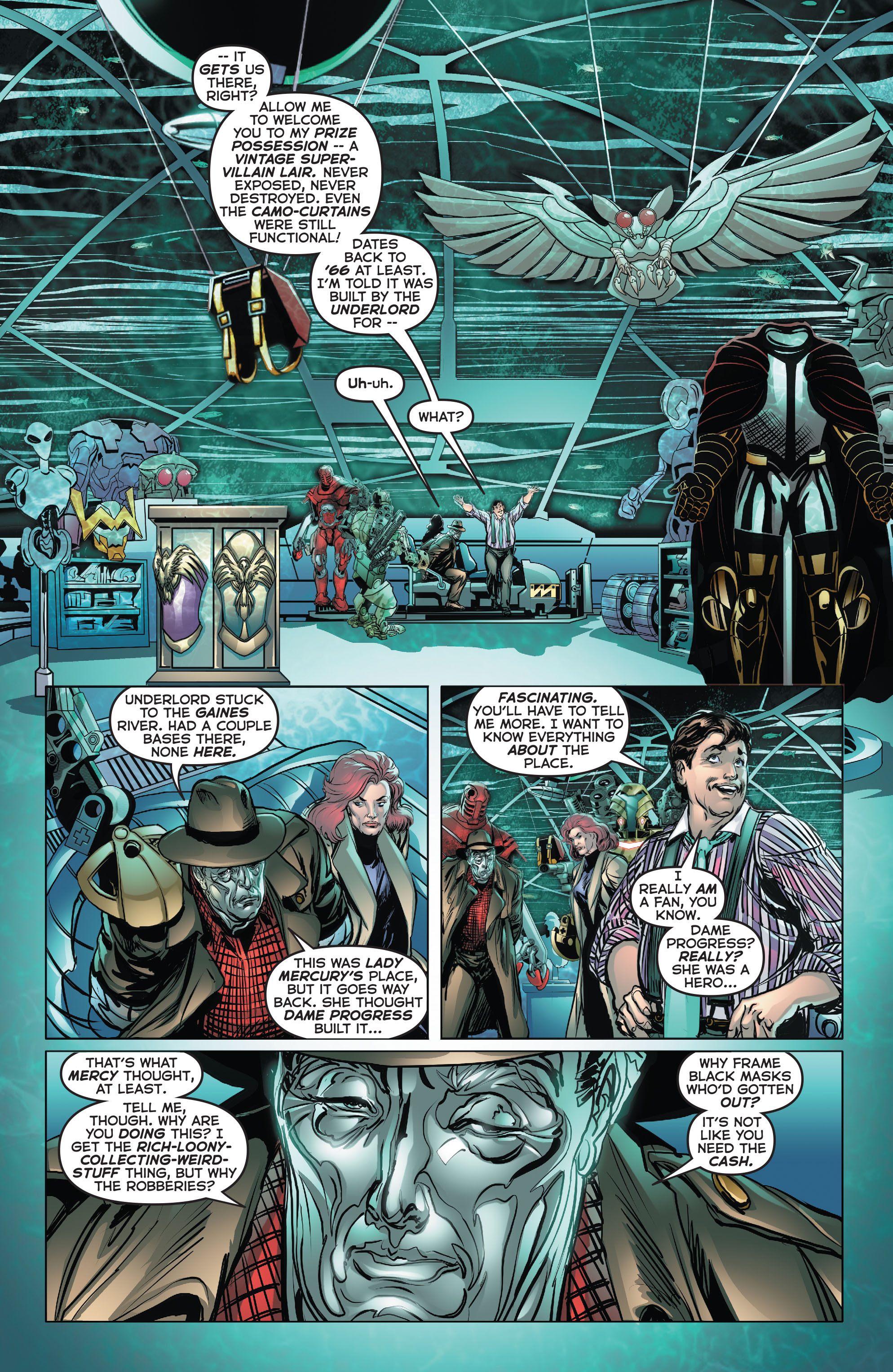 Read online Astro City comic -  Issue #34 - 3