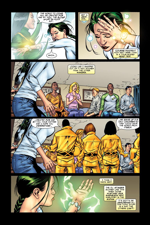 Read online Amazing Fantasy (2004) comic -  Issue #11 - 12