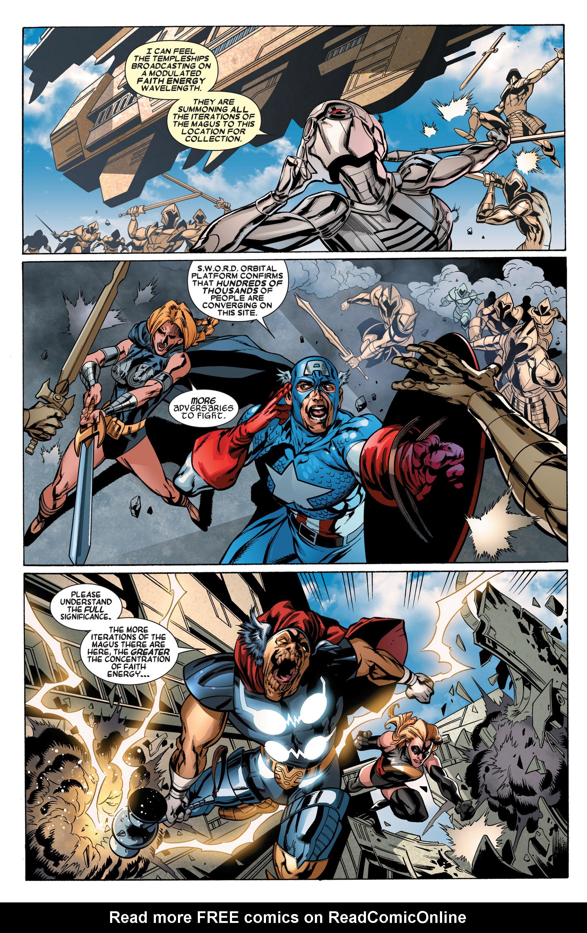 Read online Annihilators: Earthfall comic -  Issue #3 - 17