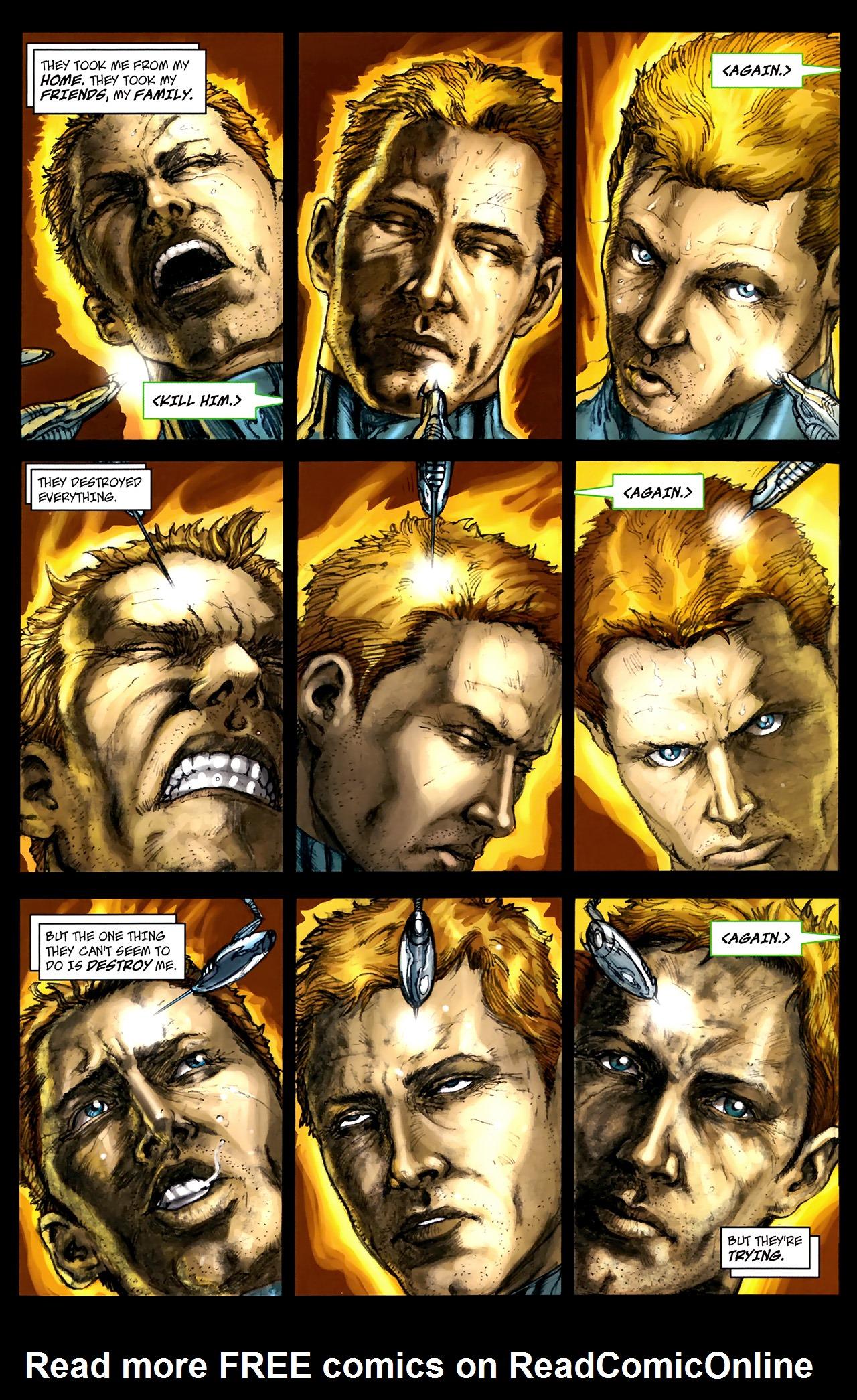 Read online Phoenix comic -  Issue #1 - 4