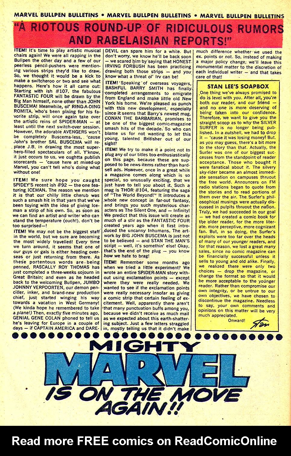 Read online Sgt. Fury comic -  Issue #84 - 30