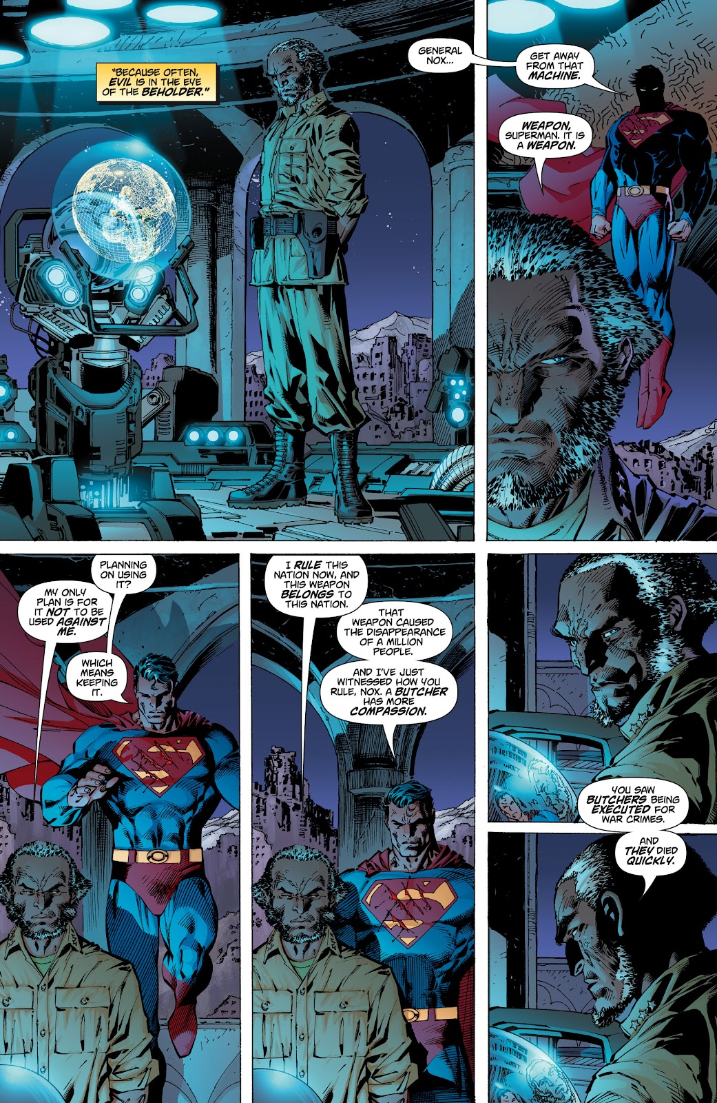 Read online Superman: For Tomorrow comic -  Issue # TPB (Part 1) - 95