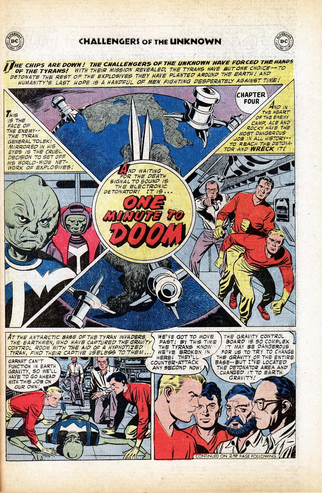 Challengers of the Unknown (1958) issue 80 - Page 27