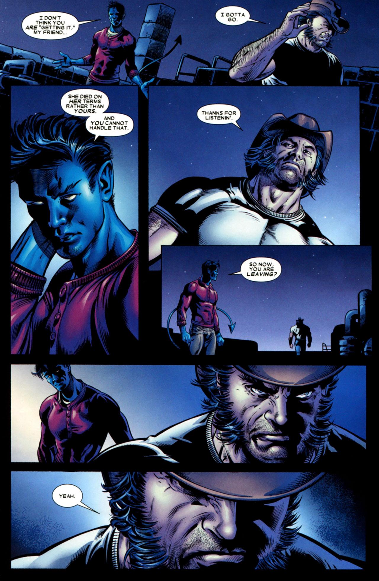Read online Wolverine: Origins comic -  Issue #46 - 21