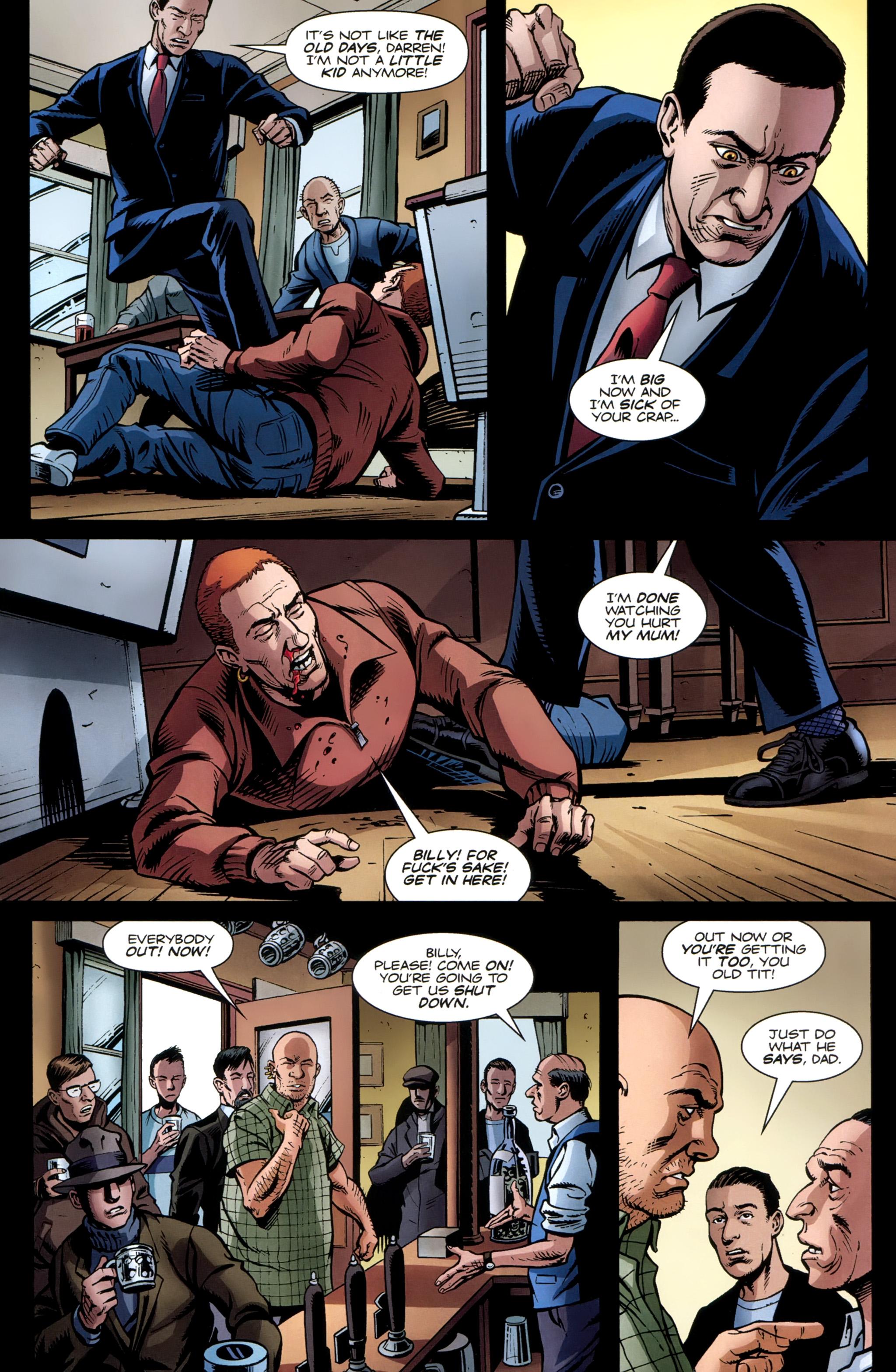 Read online Secret Service comic -  Issue #5 - 4