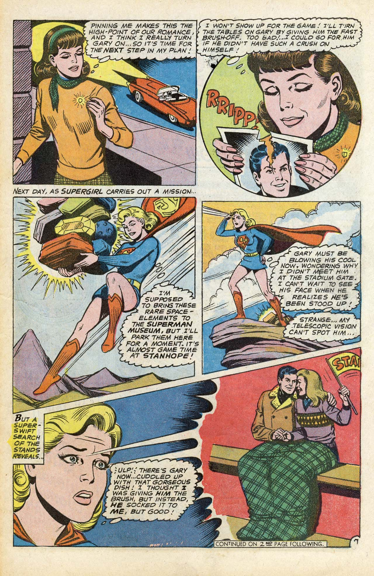 Read online Action Comics (1938) comic -  Issue #369 - 27