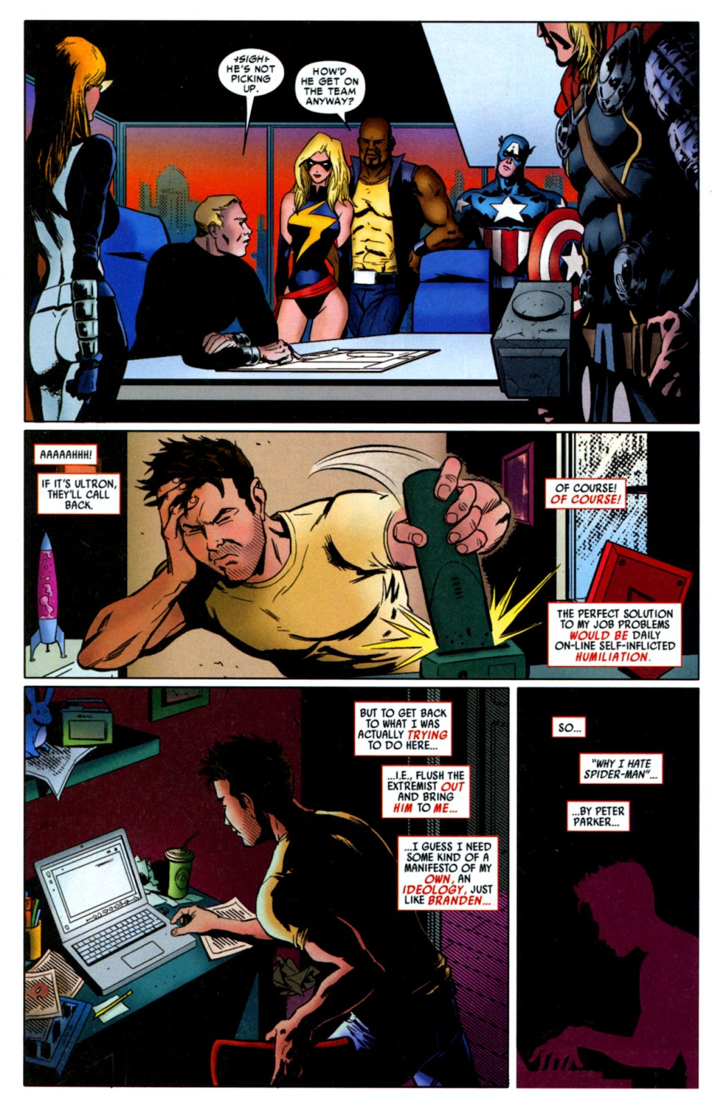 Web of Spider-Man (2009) Issue #8 #8 - English 18