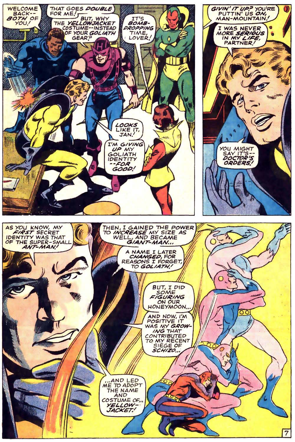 The Avengers (1963) 63 Page 7