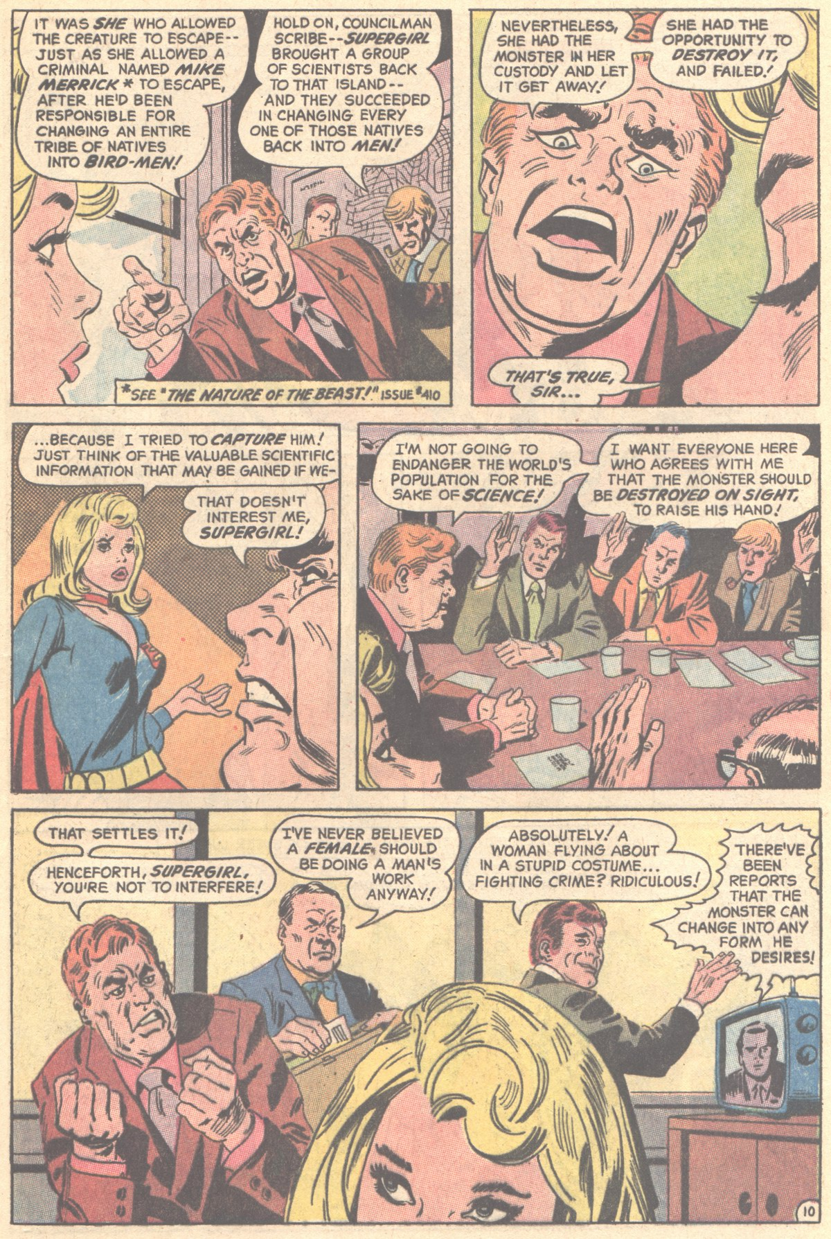 Read online Adventure Comics (1938) comic -  Issue #411 - 13