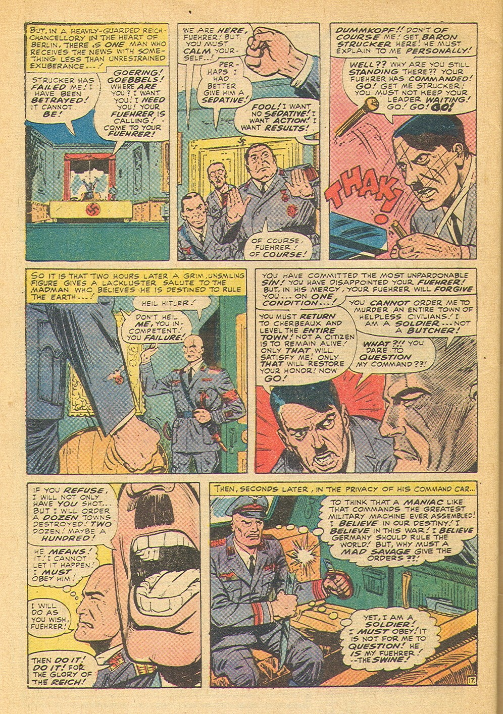 Read online Sgt. Fury comic -  Issue #91 - 28