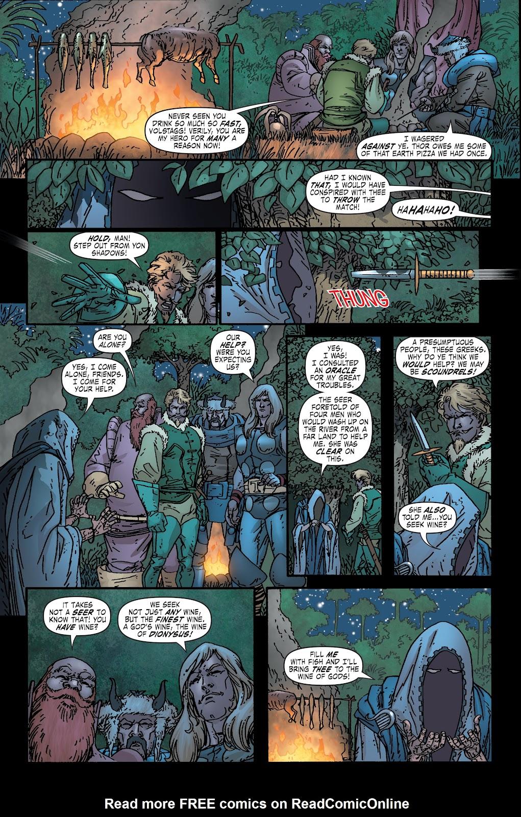 Read online Thor: Ragnaroks comic -  Issue # TPB (Part 1) - 46