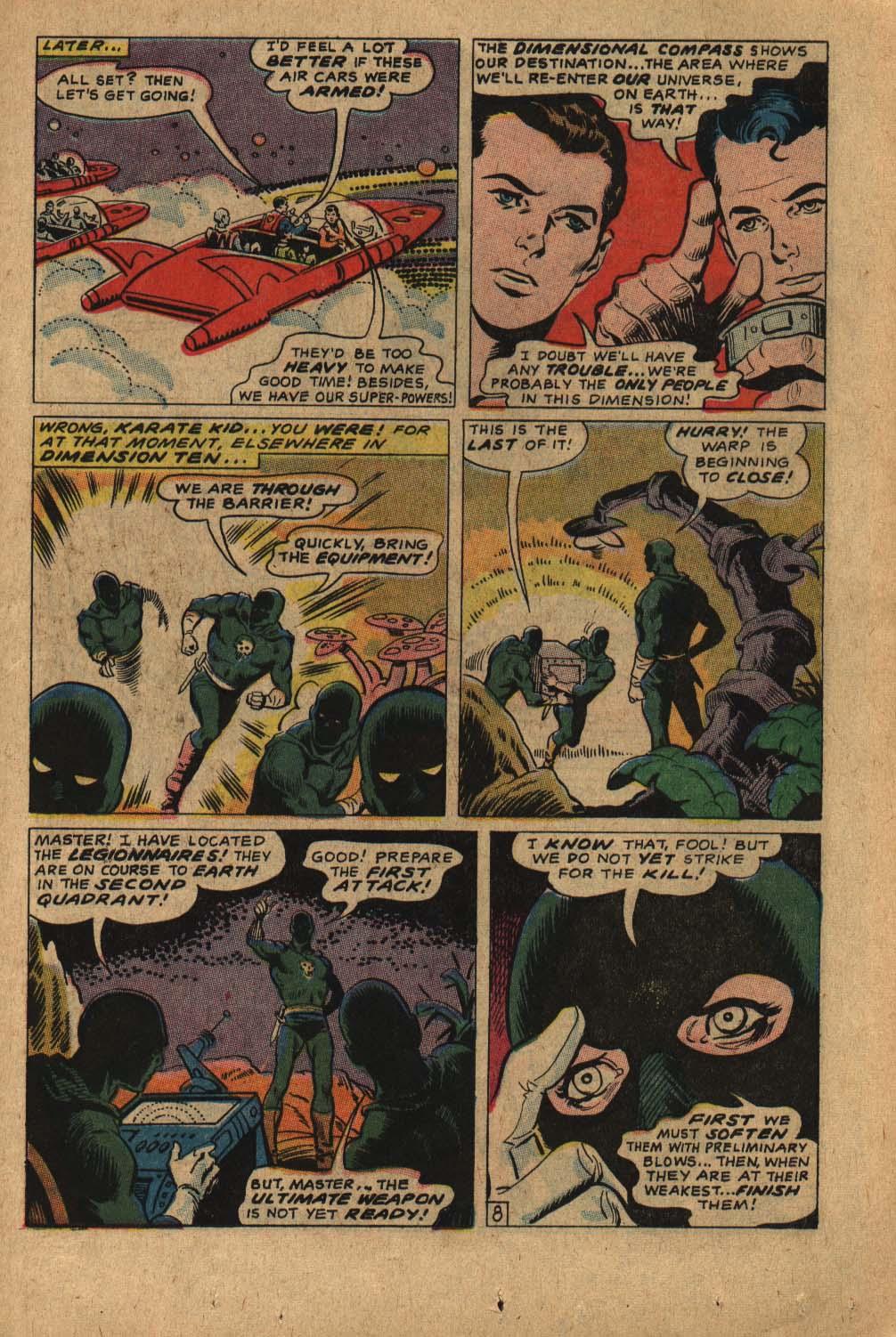 Read online Adventure Comics (1938) comic -  Issue #361 - 11