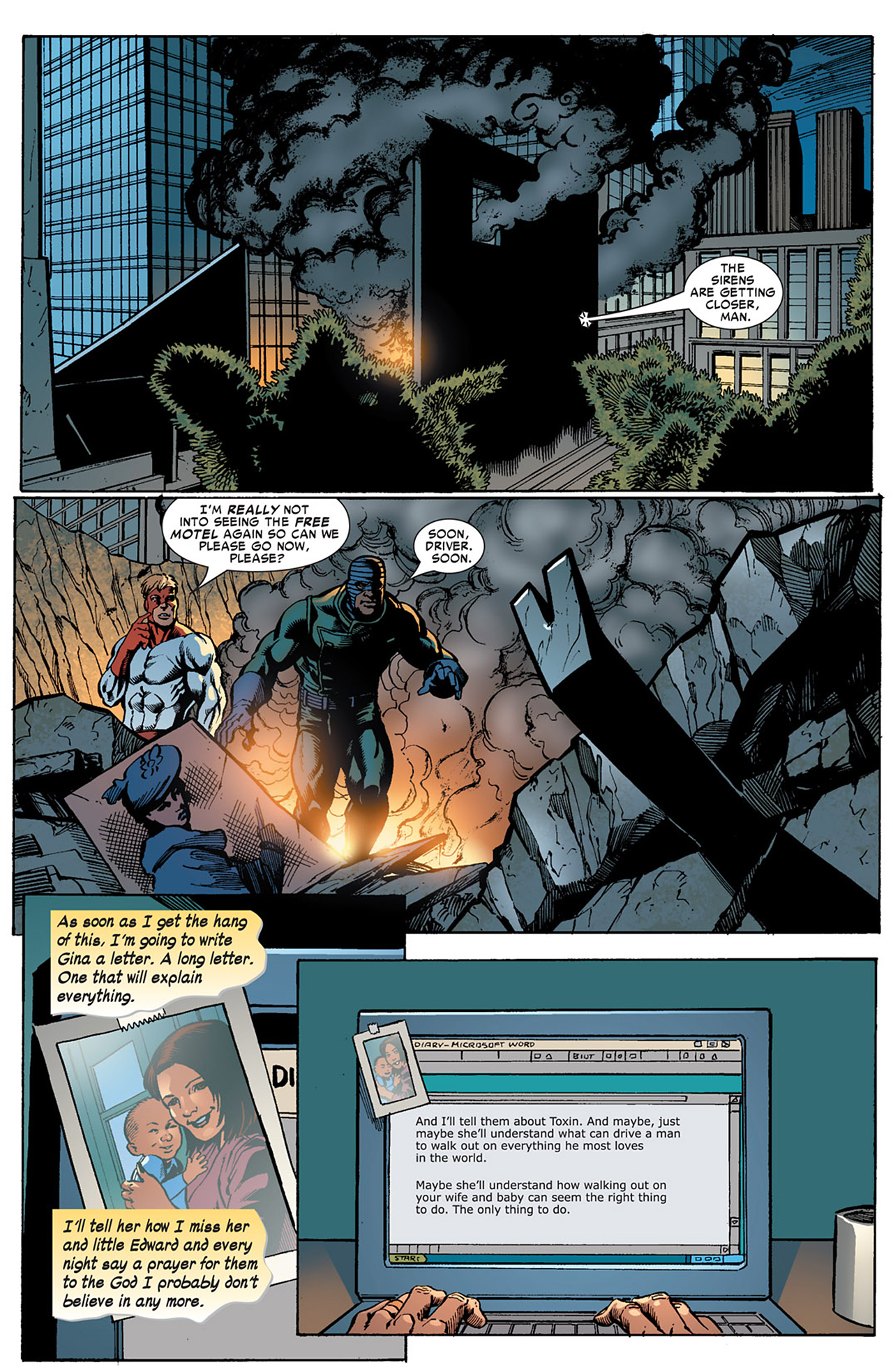 Read online Toxin comic -  Issue #4 - 10