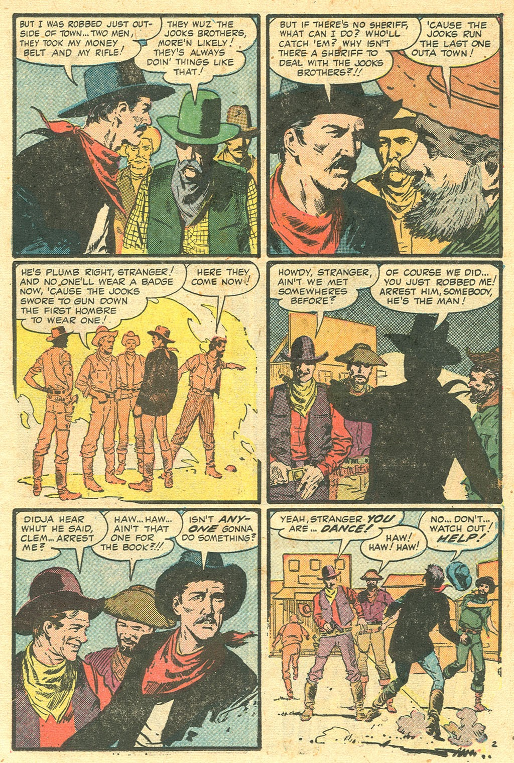 Gunsmoke Western issue 33 - Page 12