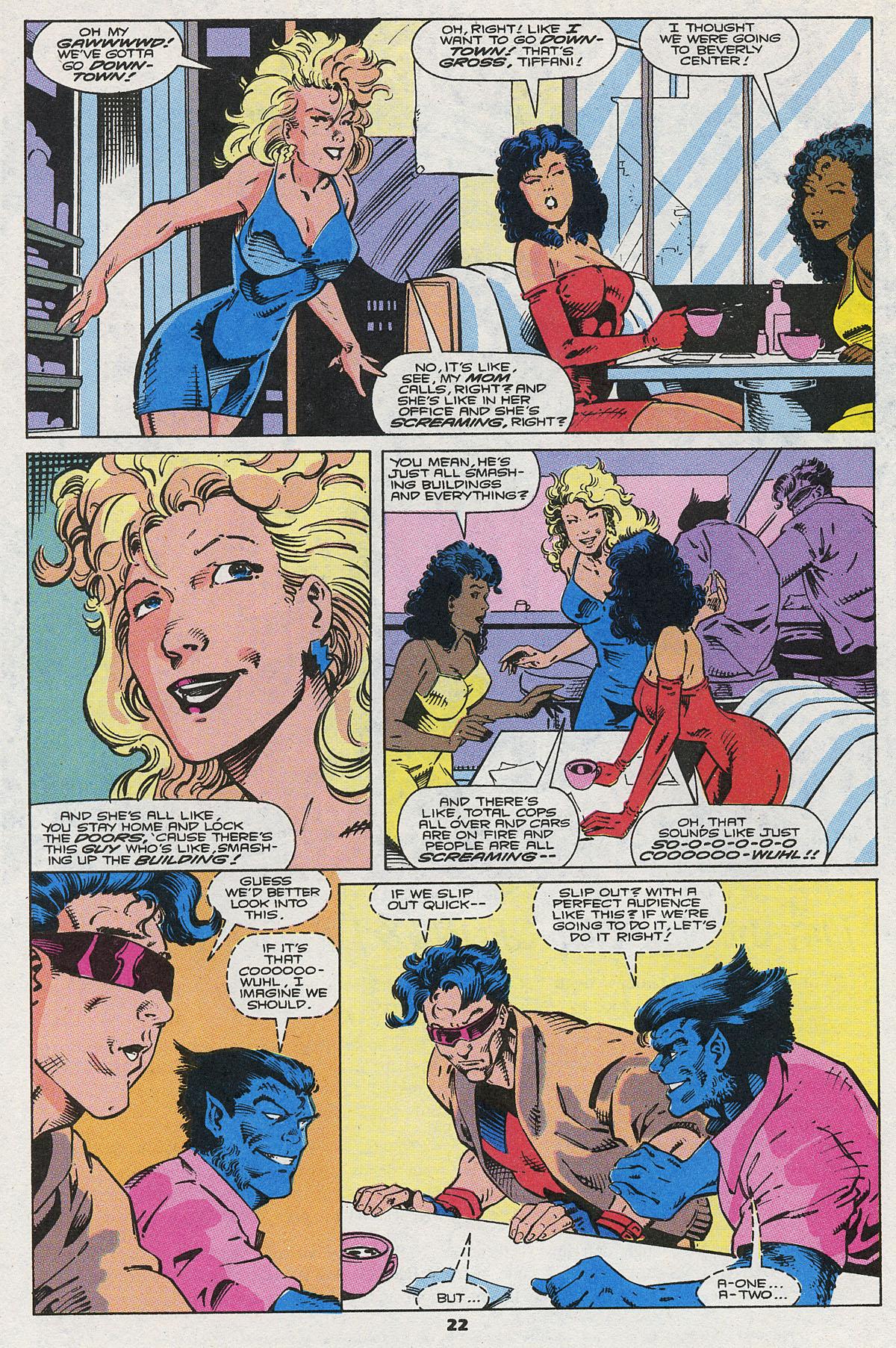 Read online Wonder Man (1991) comic -  Issue #5 - 17