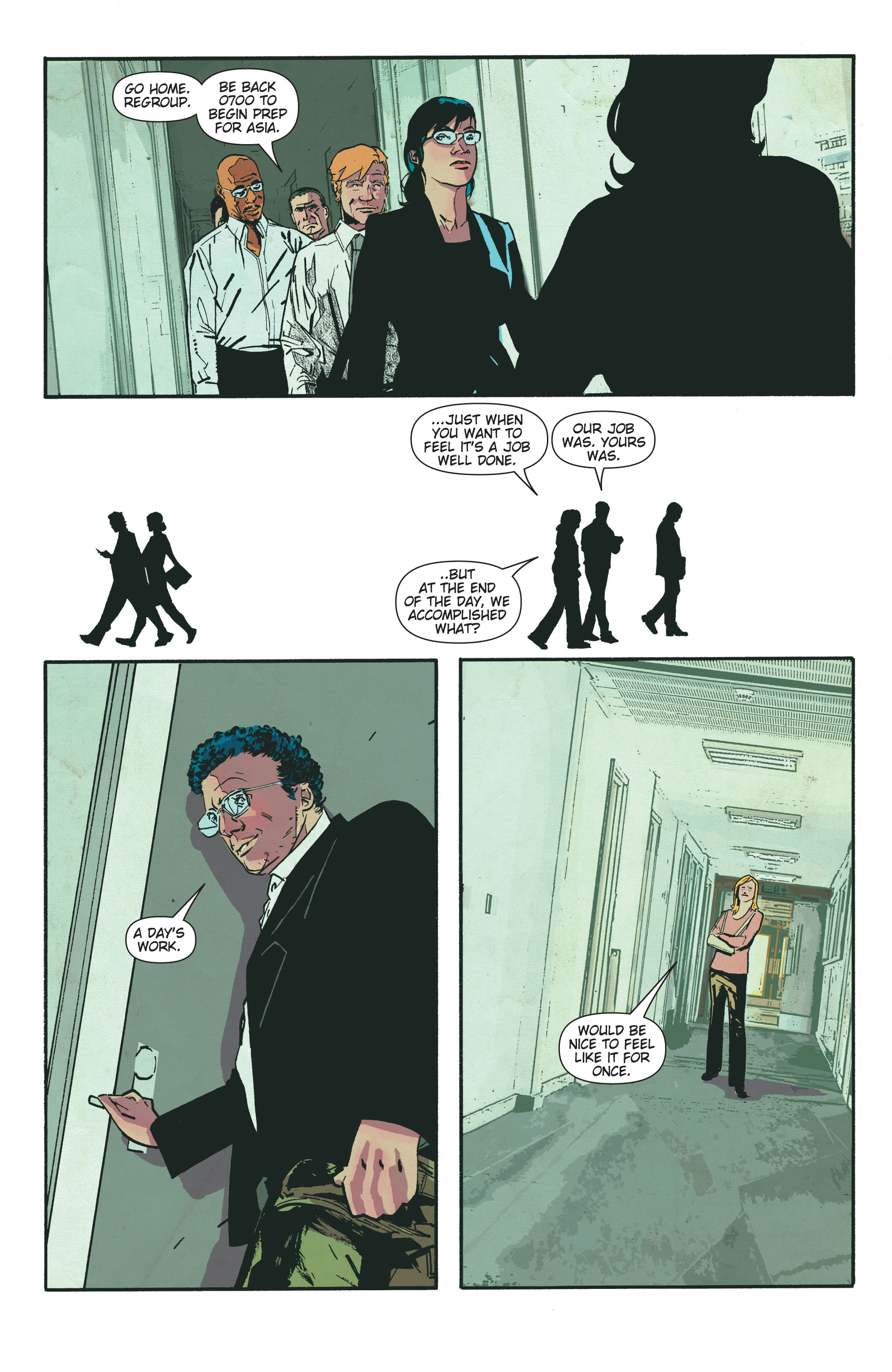 Read online The Activity comic -  Issue #4 - 23
