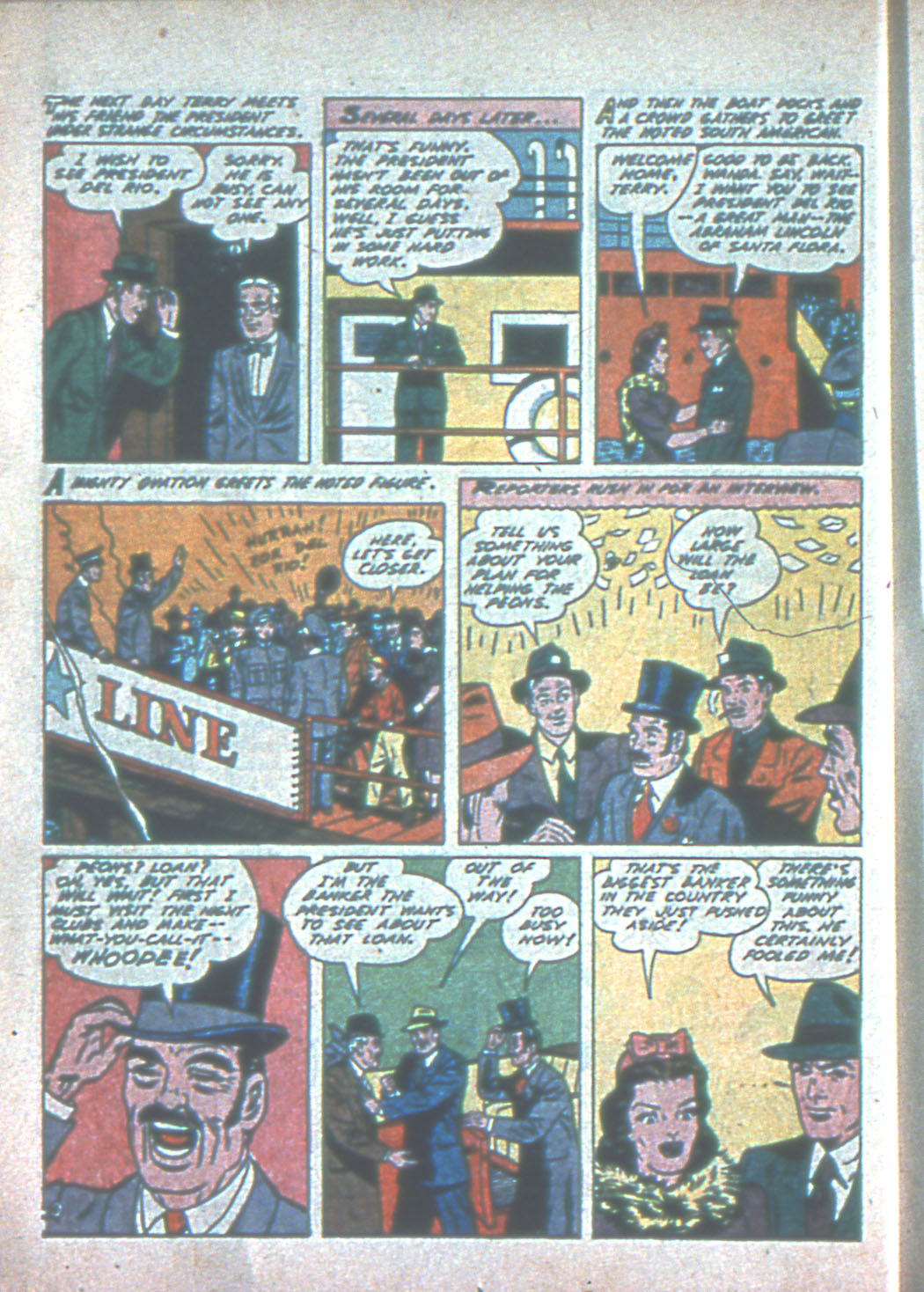 Read online Sensation (Mystery) Comics comic -  Issue #3 - 28