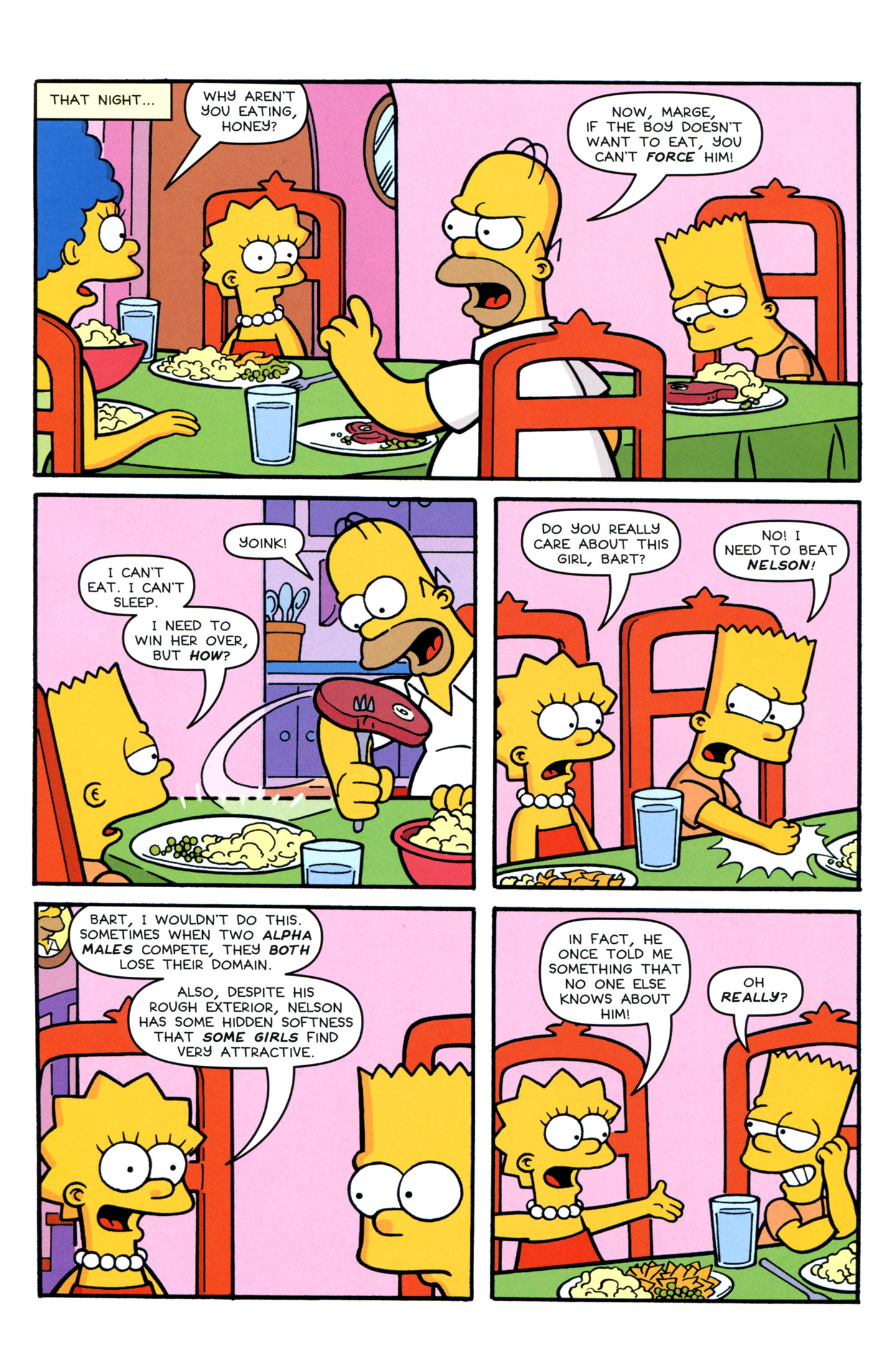 Read online Simpsons Comics Presents Bart Simpson comic -  Issue #75 - 8