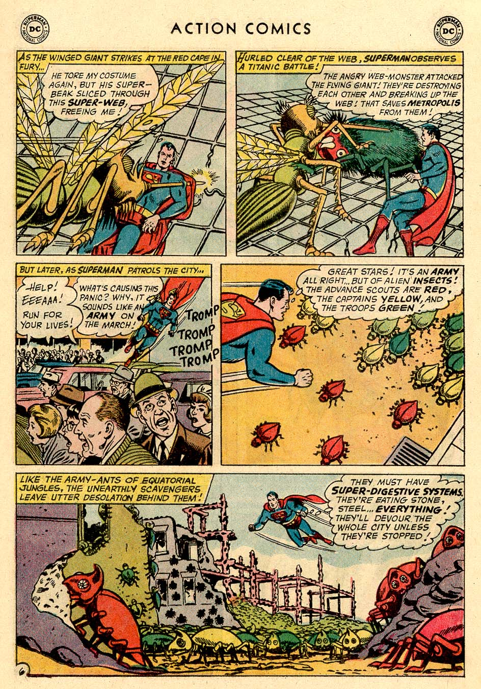 Read online Action Comics (1938) comic -  Issue #326 - 9