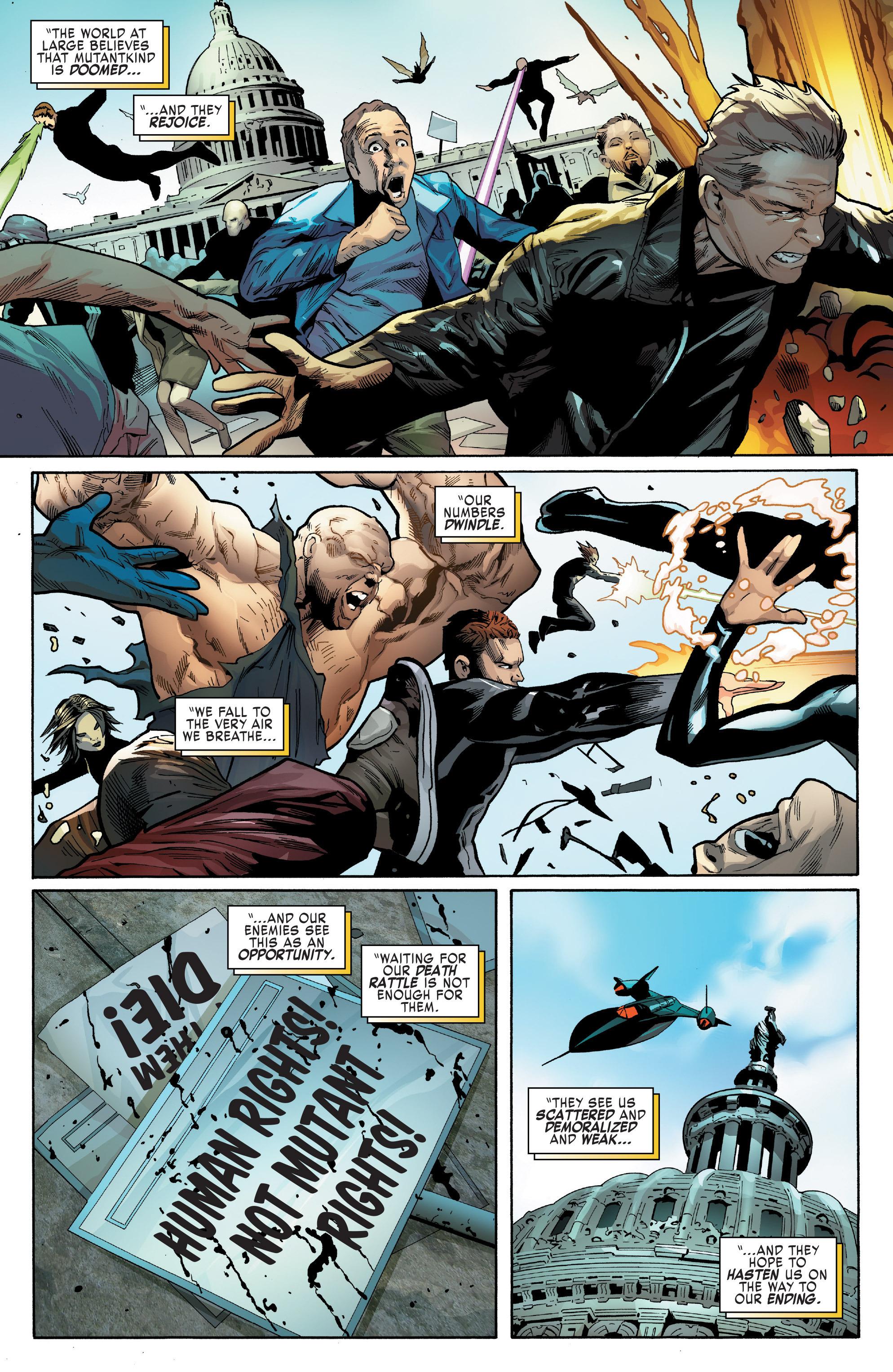 Read online Uncanny X-Men (2016) comic -  Issue #14 - 11