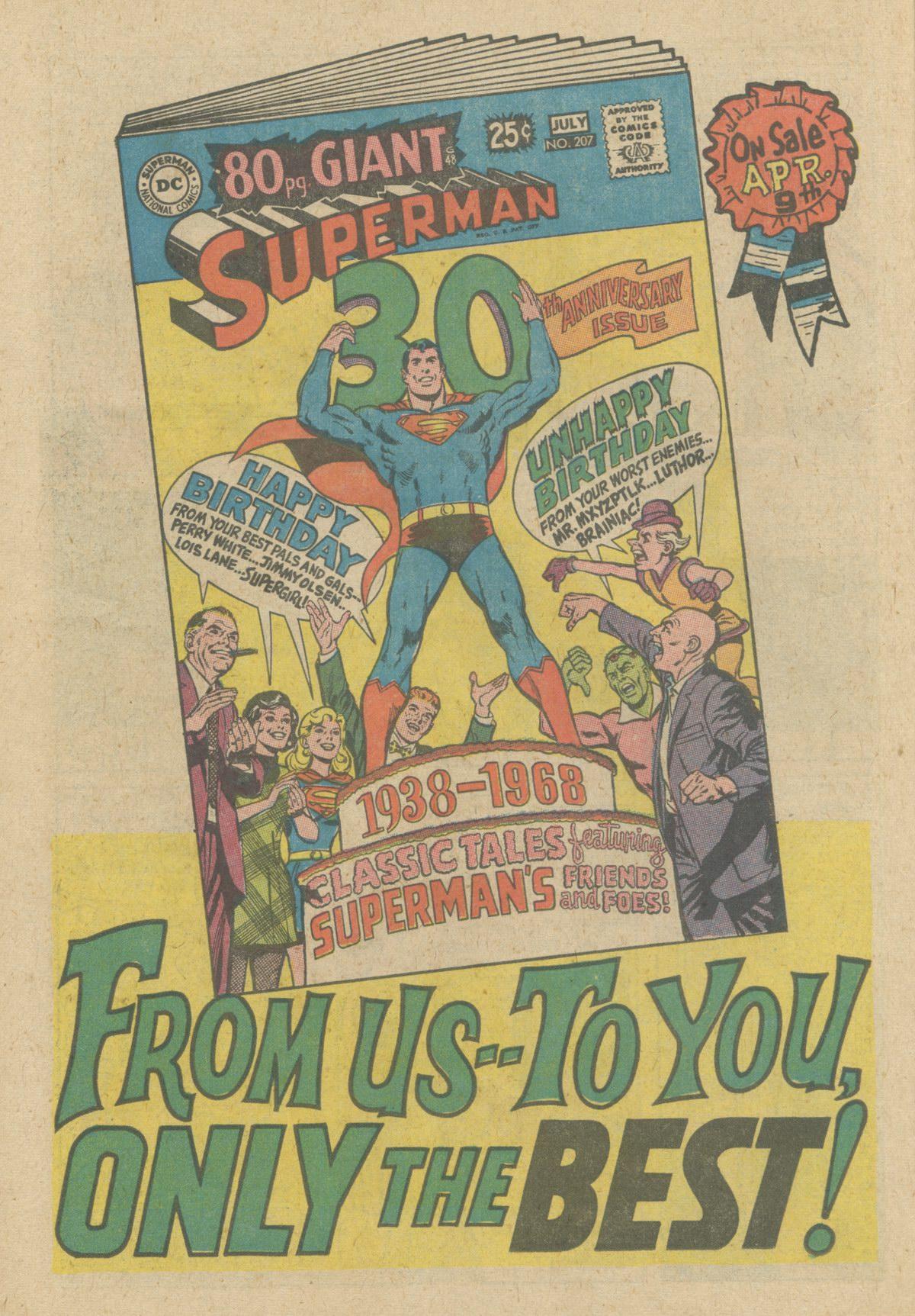 Read online Adventure Comics (1938) comic -  Issue #369 - 14