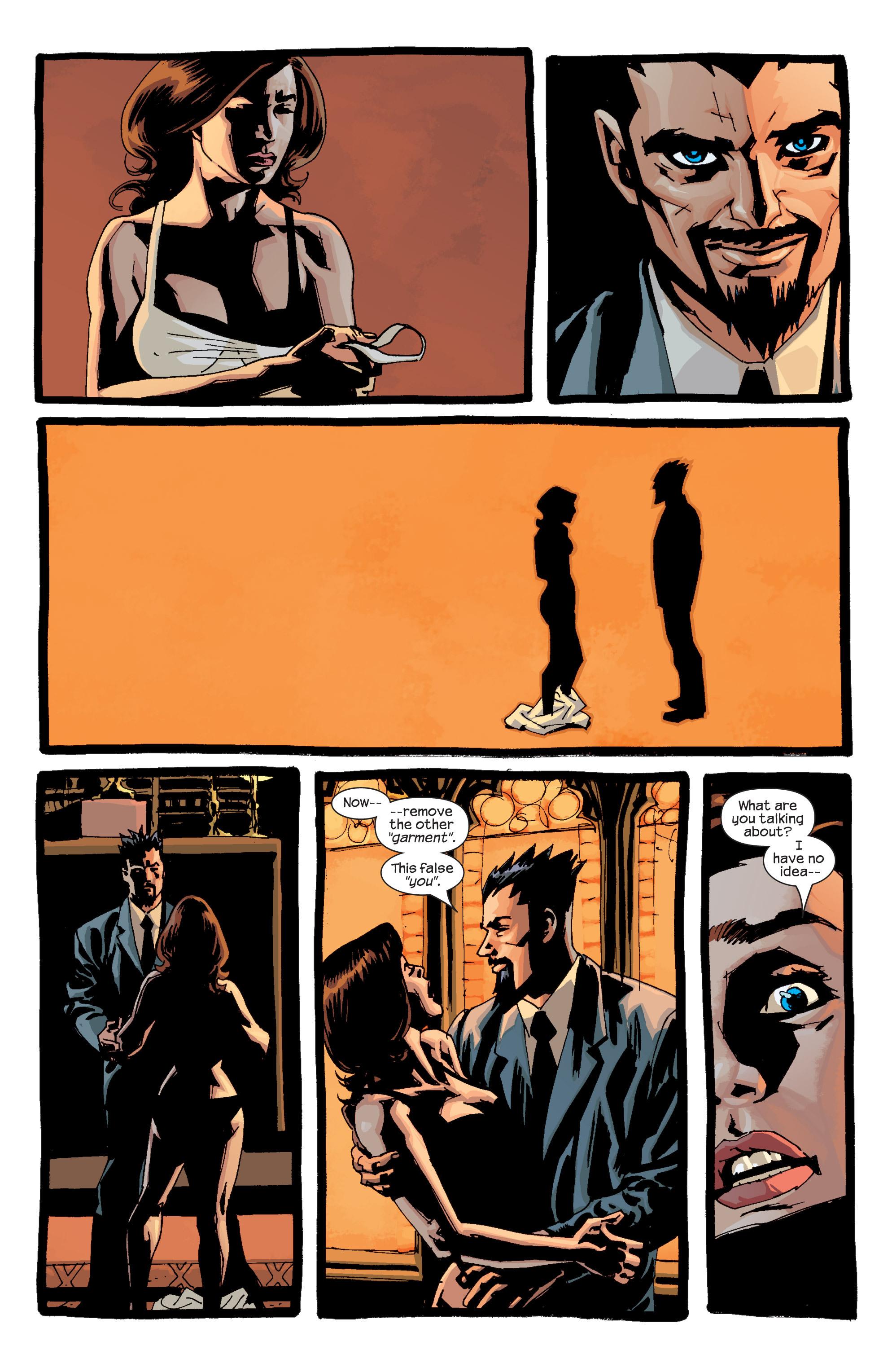 Read online Uncanny X-Men (1963) comic -  Issue #428 - 17