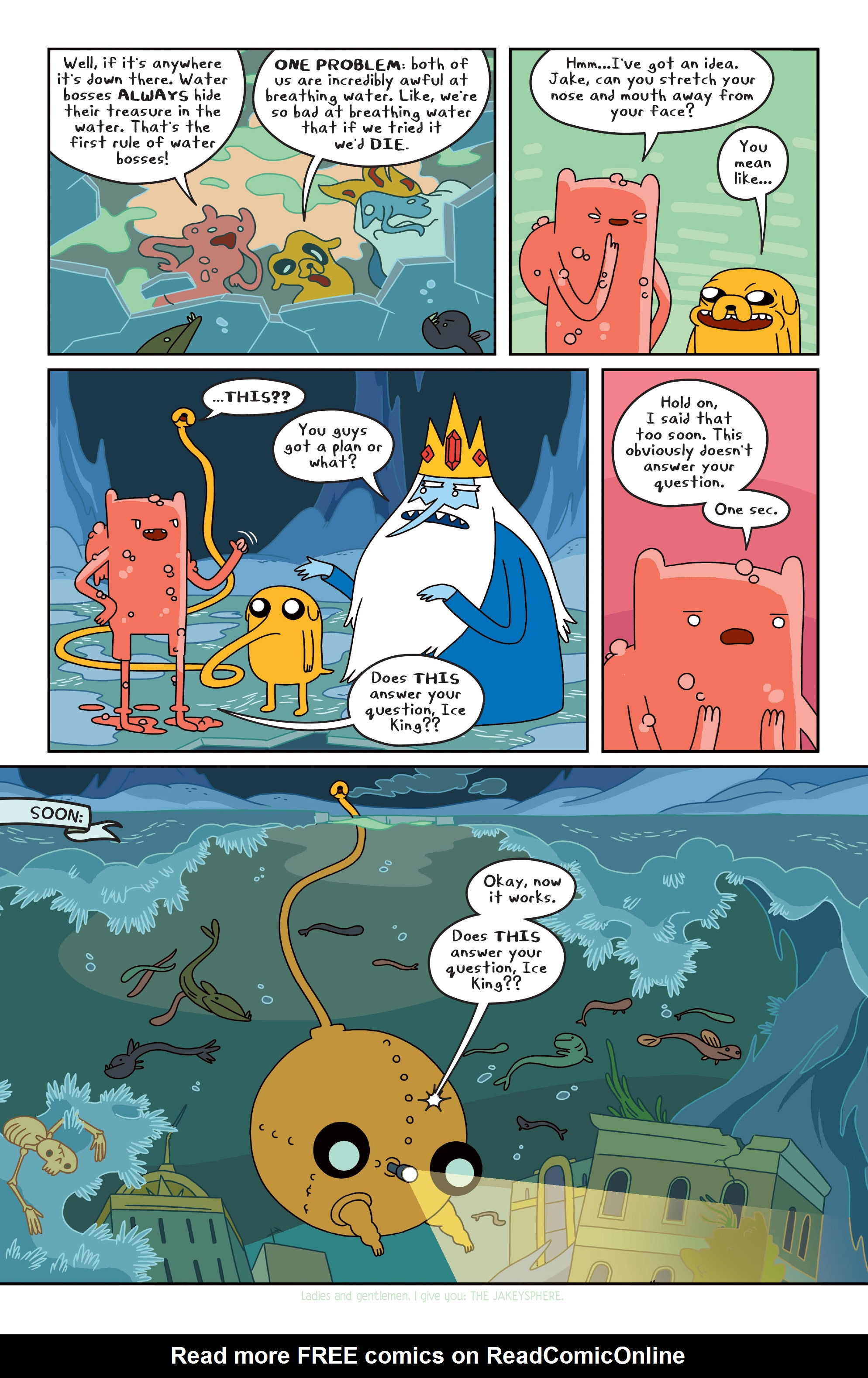 Read online Adventure Time comic -  Issue #Adventure Time _TPB 4 - 49