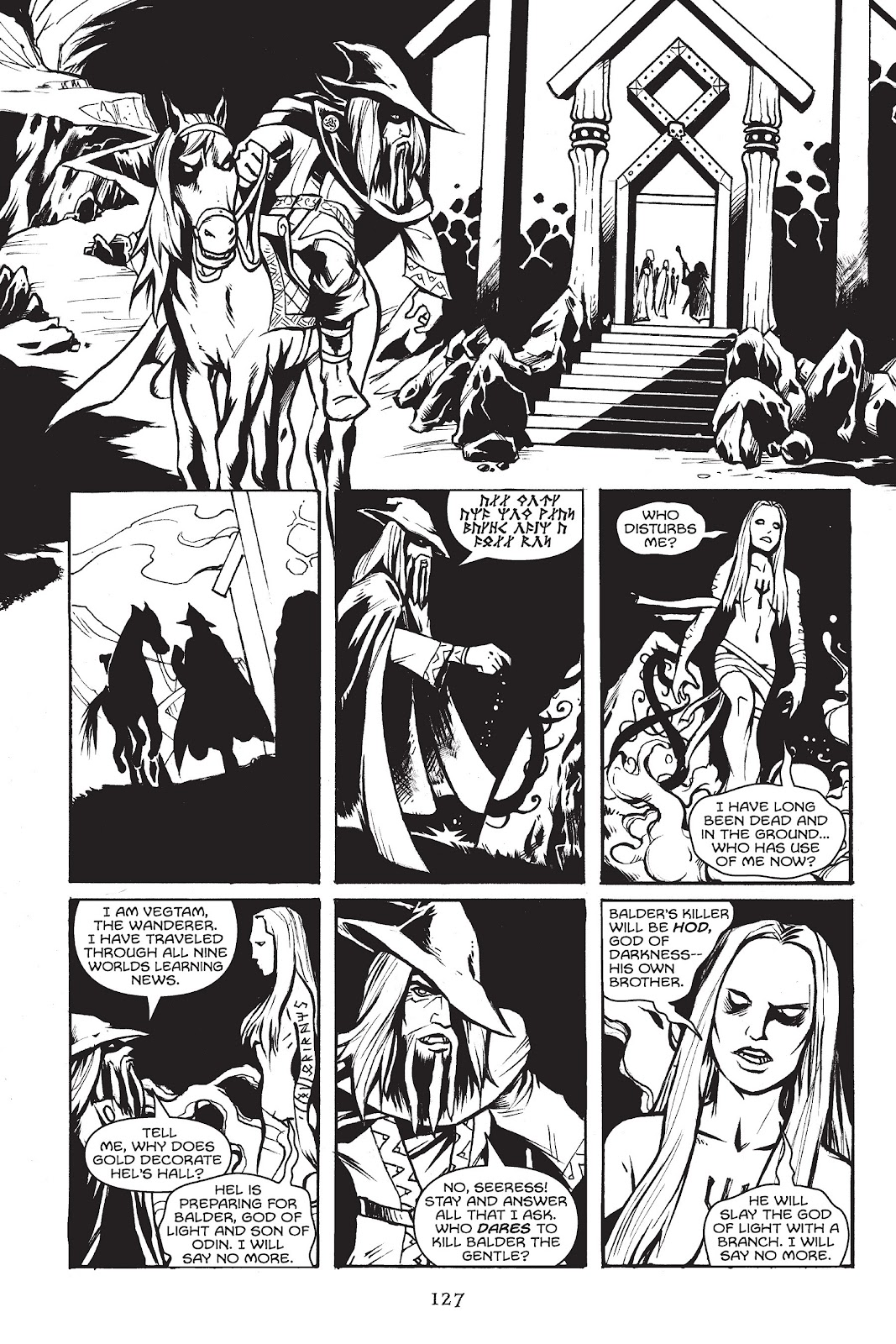 Read online Gods of Asgard comic -  Issue # TPB (Part 2) - 29