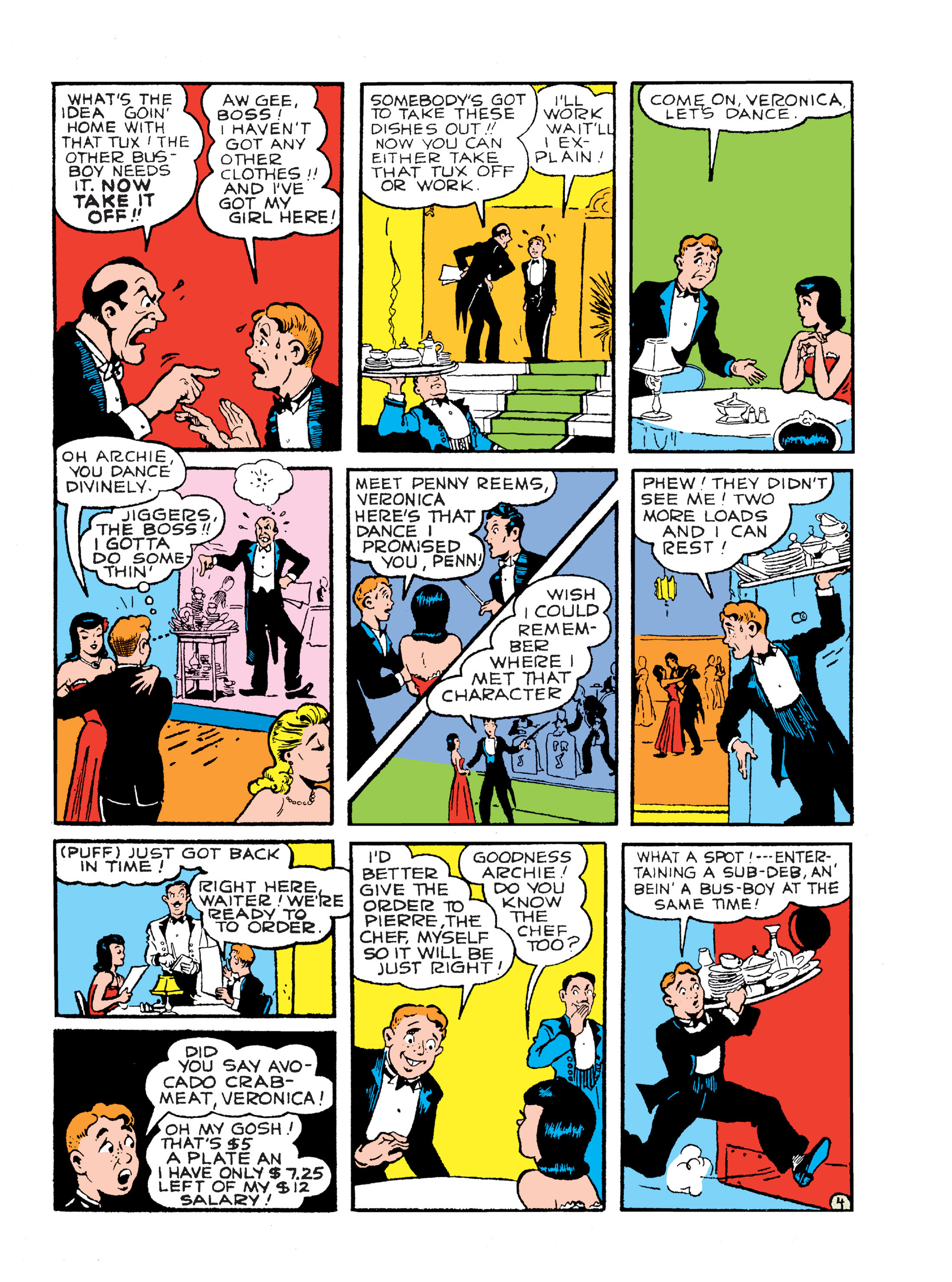Read online Archie 1000 Page Comics Blowout! comic -  Issue # TPB (Part 3) - 195