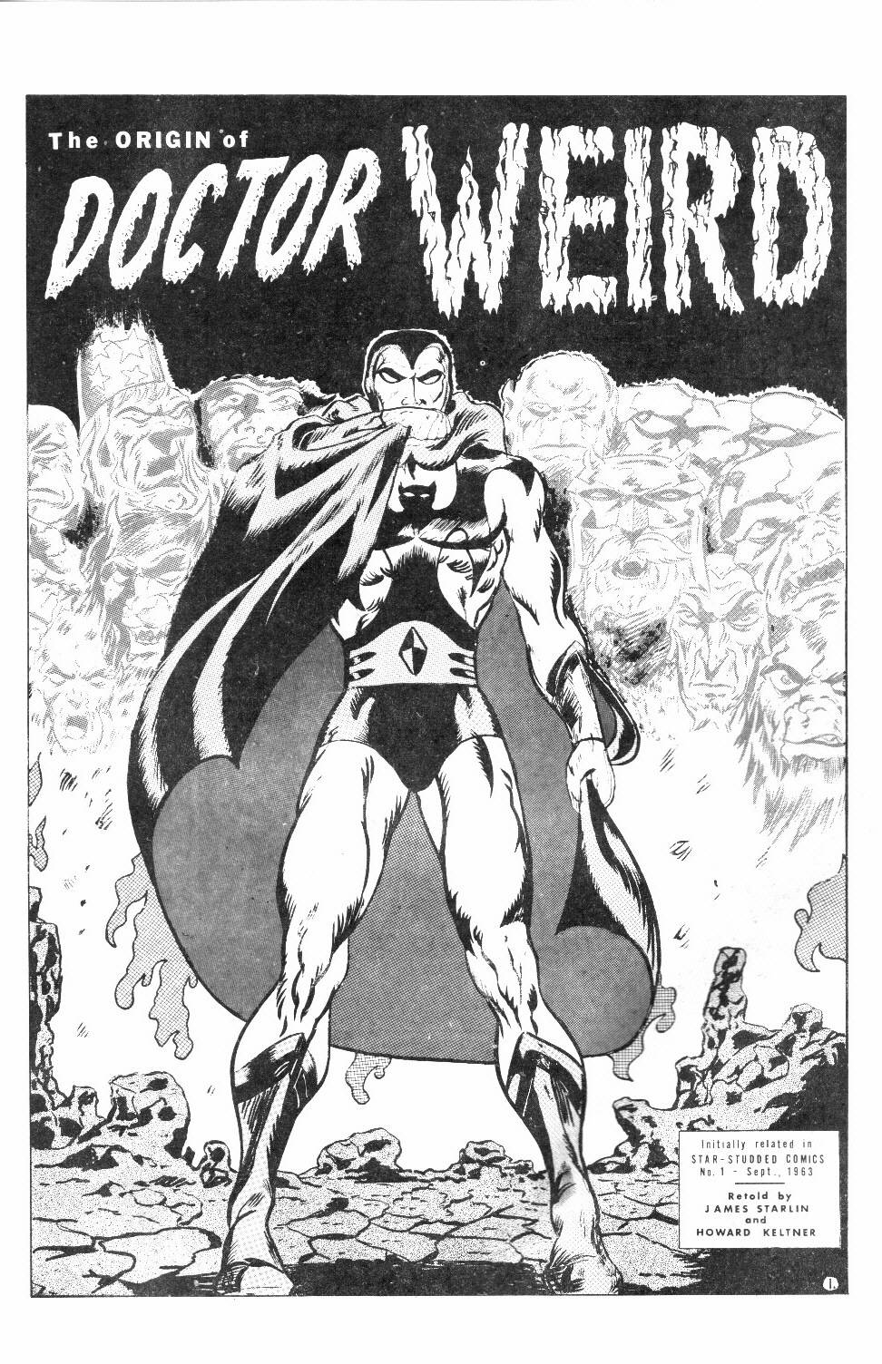 Read online Dr. Weird Special comic -  Issue # Full - 7