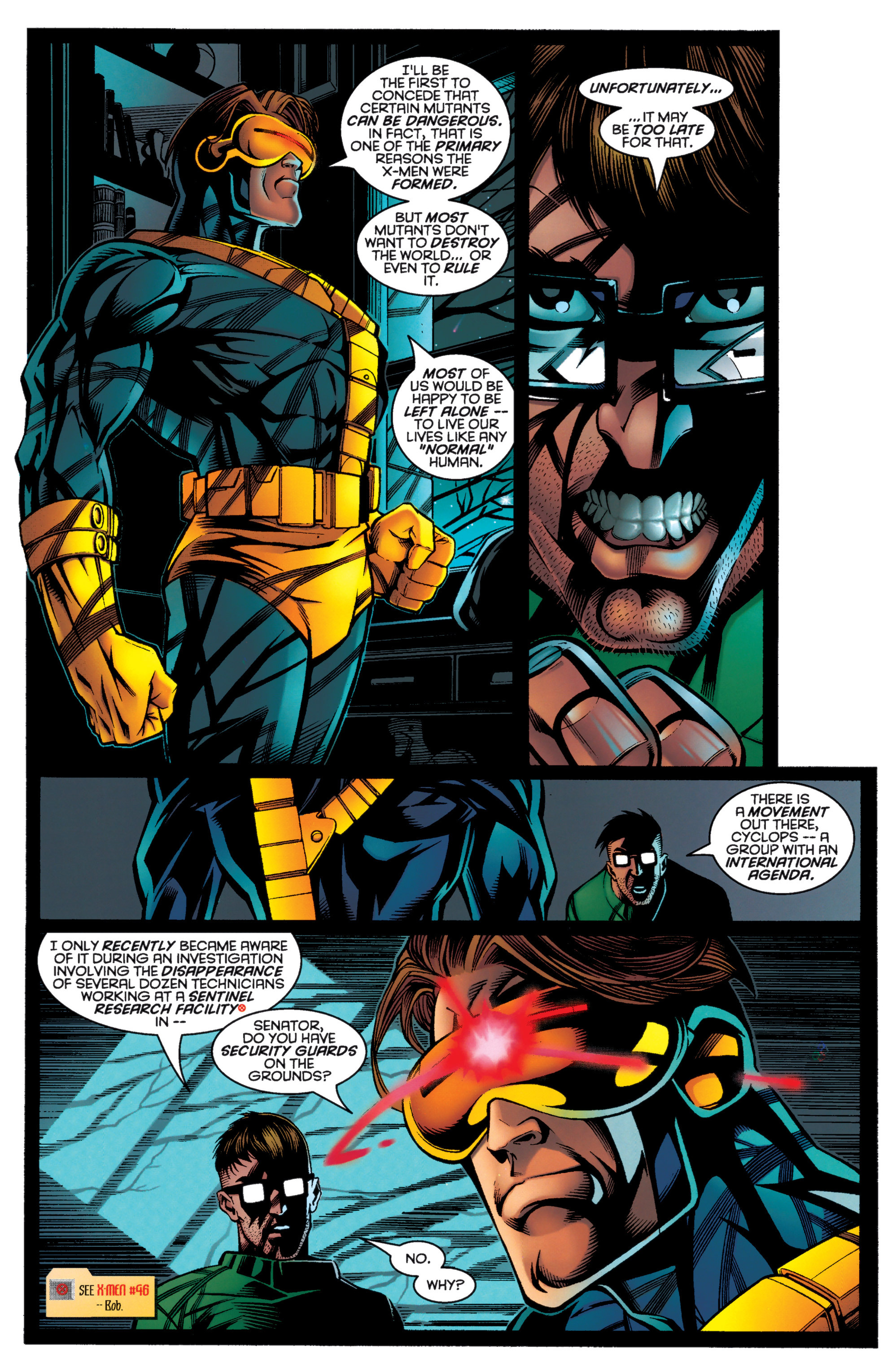 Read online Uncanny X-Men (1963) comic -  Issue #333 - 13