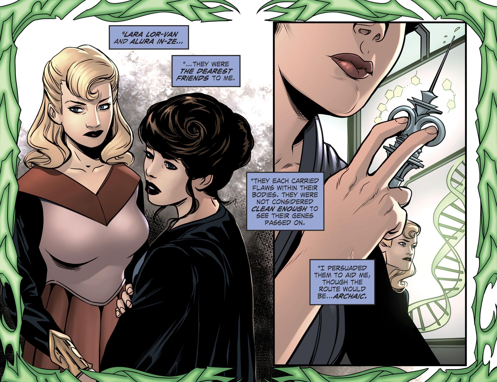 Read online DC Comics: Bombshells comic -  Issue #94 - 6