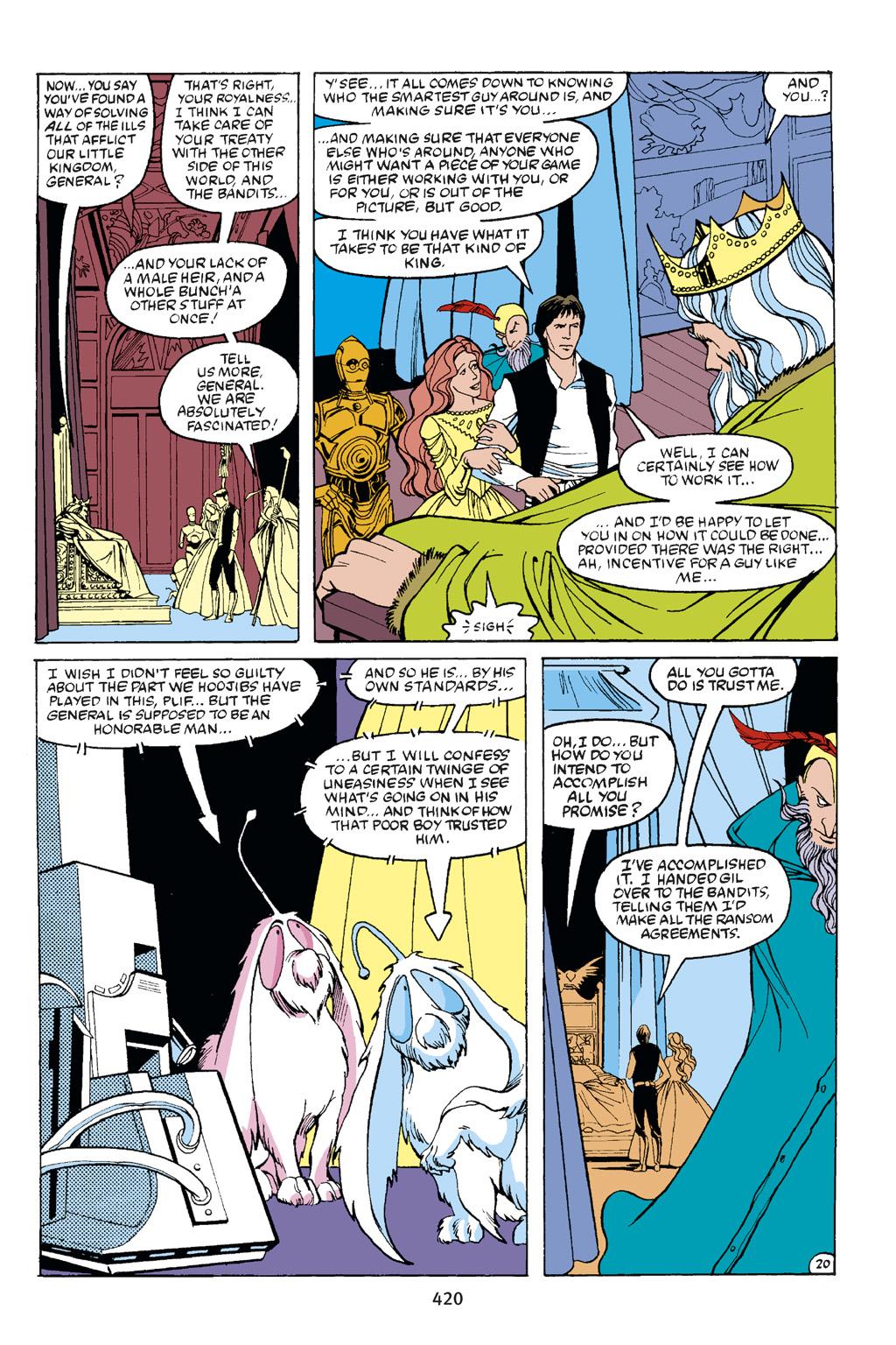 Read online Star Wars Omnibus comic -  Issue # Vol. 21.5 - 147