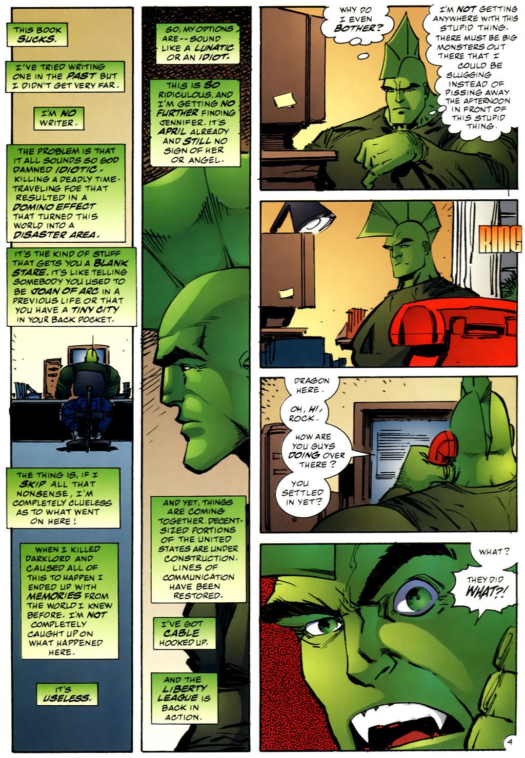 The Savage Dragon (1993) Issue #97 #100 - English 6