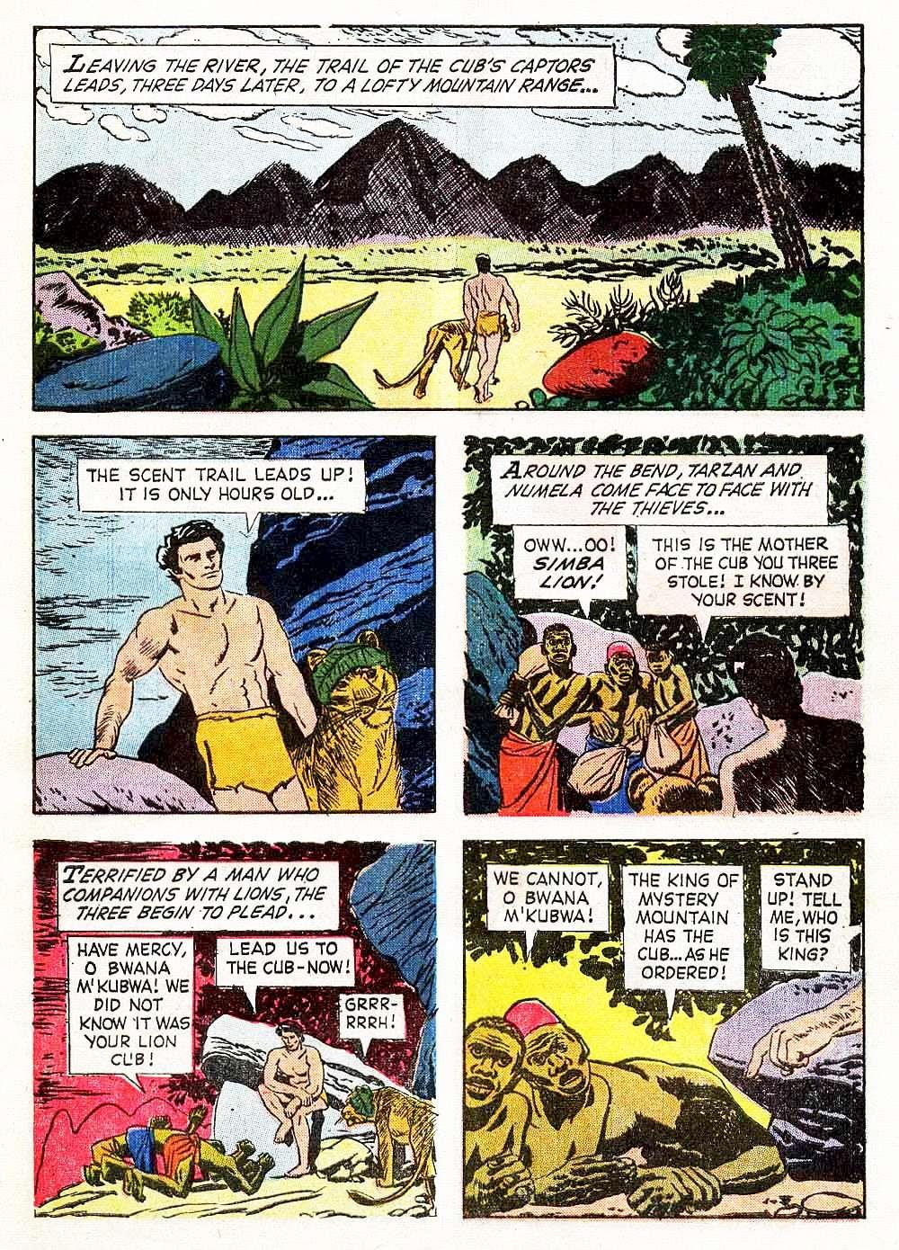 Tarzan (1962) issue 136 - Page 5