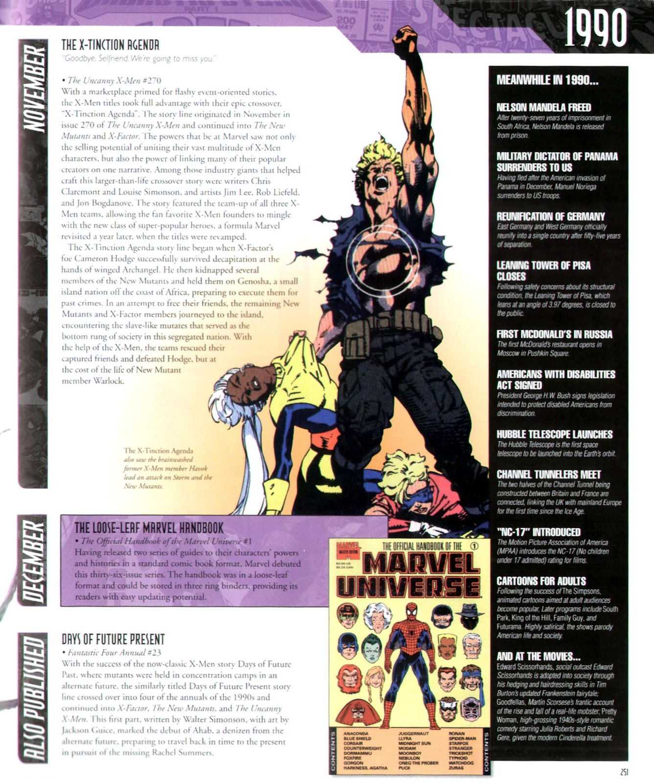 Read online Marvel Chronicle comic -  Issue # TPB (Part 3) - 41
