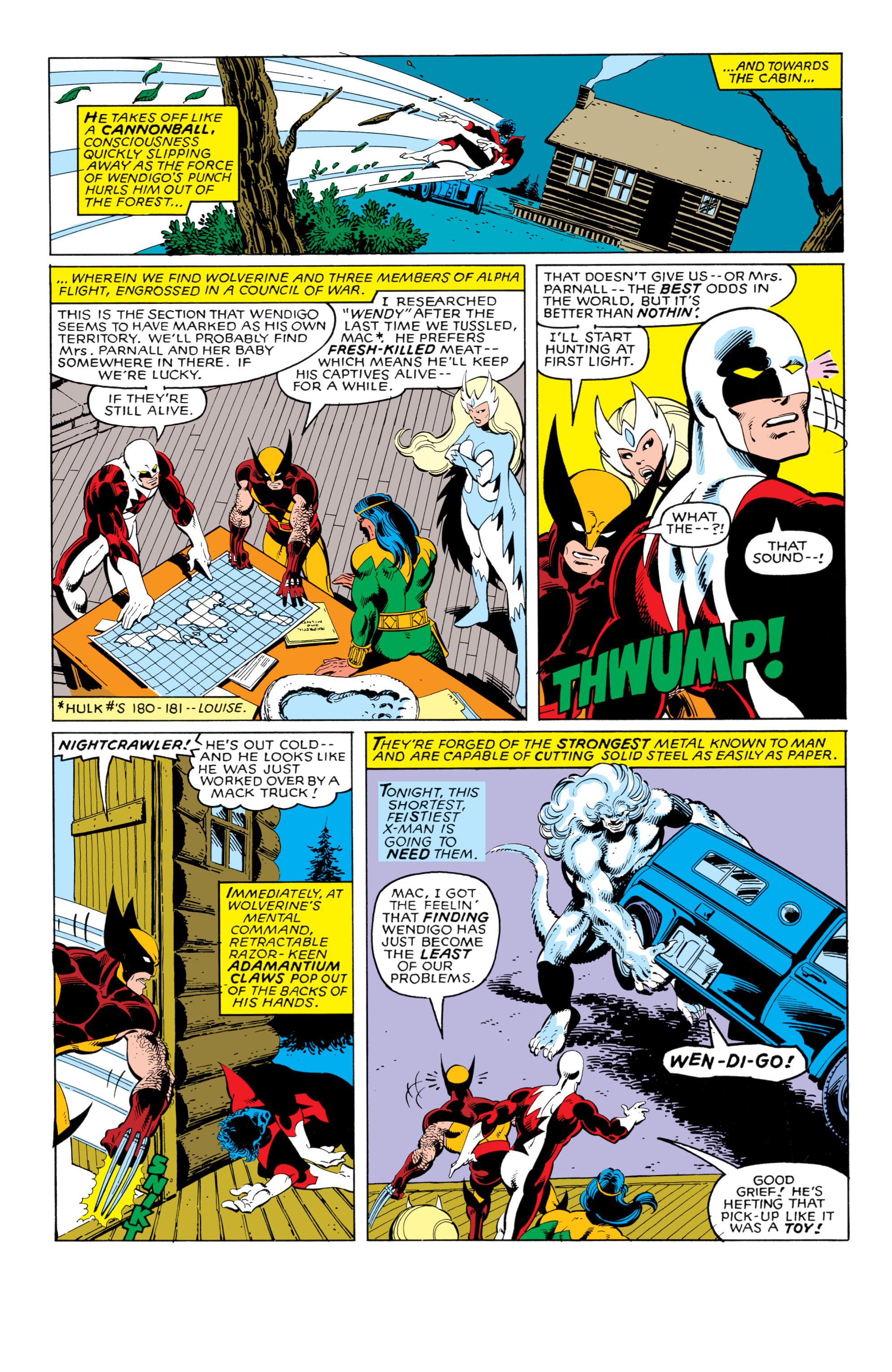 Read online Uncanny X-Men (1963) comic -  Issue #140 - 9