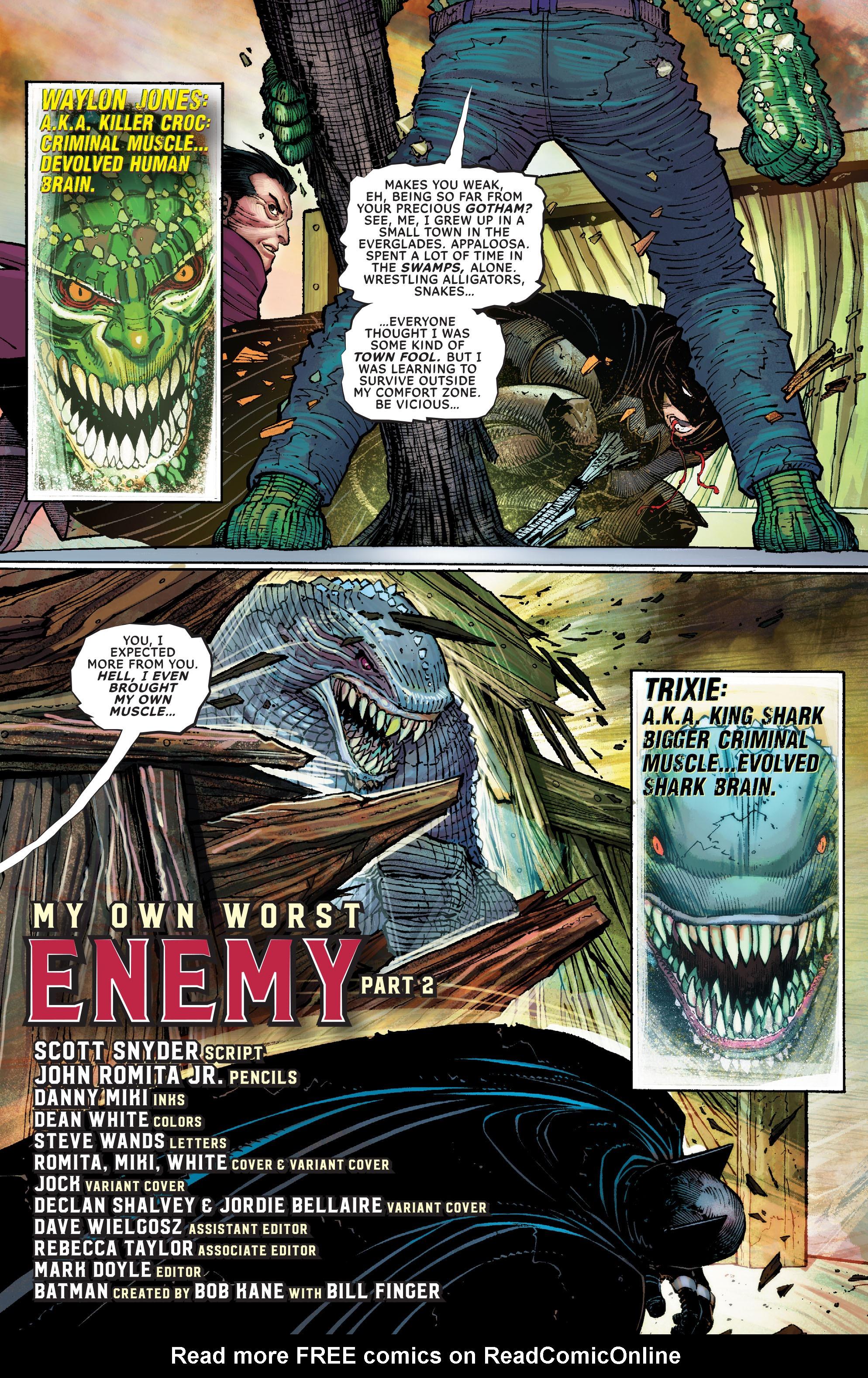 Read online All-Star Batman comic -  Issue #2 - 8