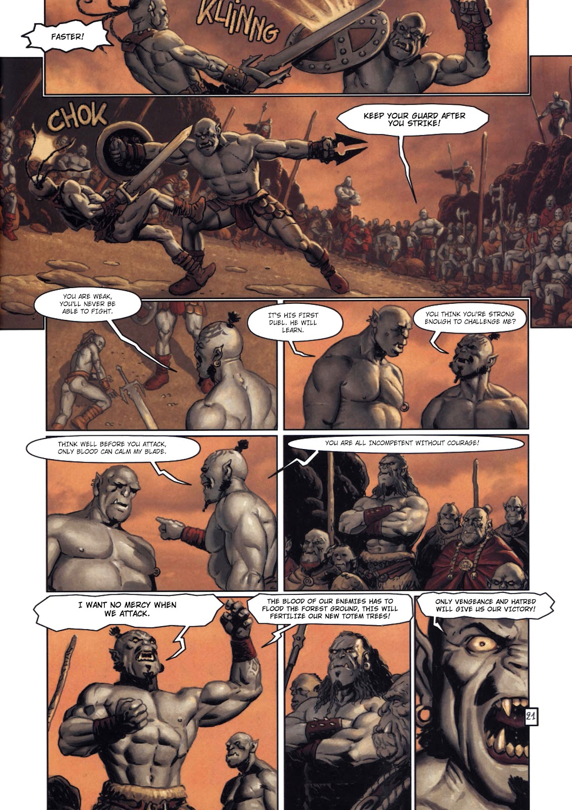 Read online Orks comic -  Issue #2 - 24