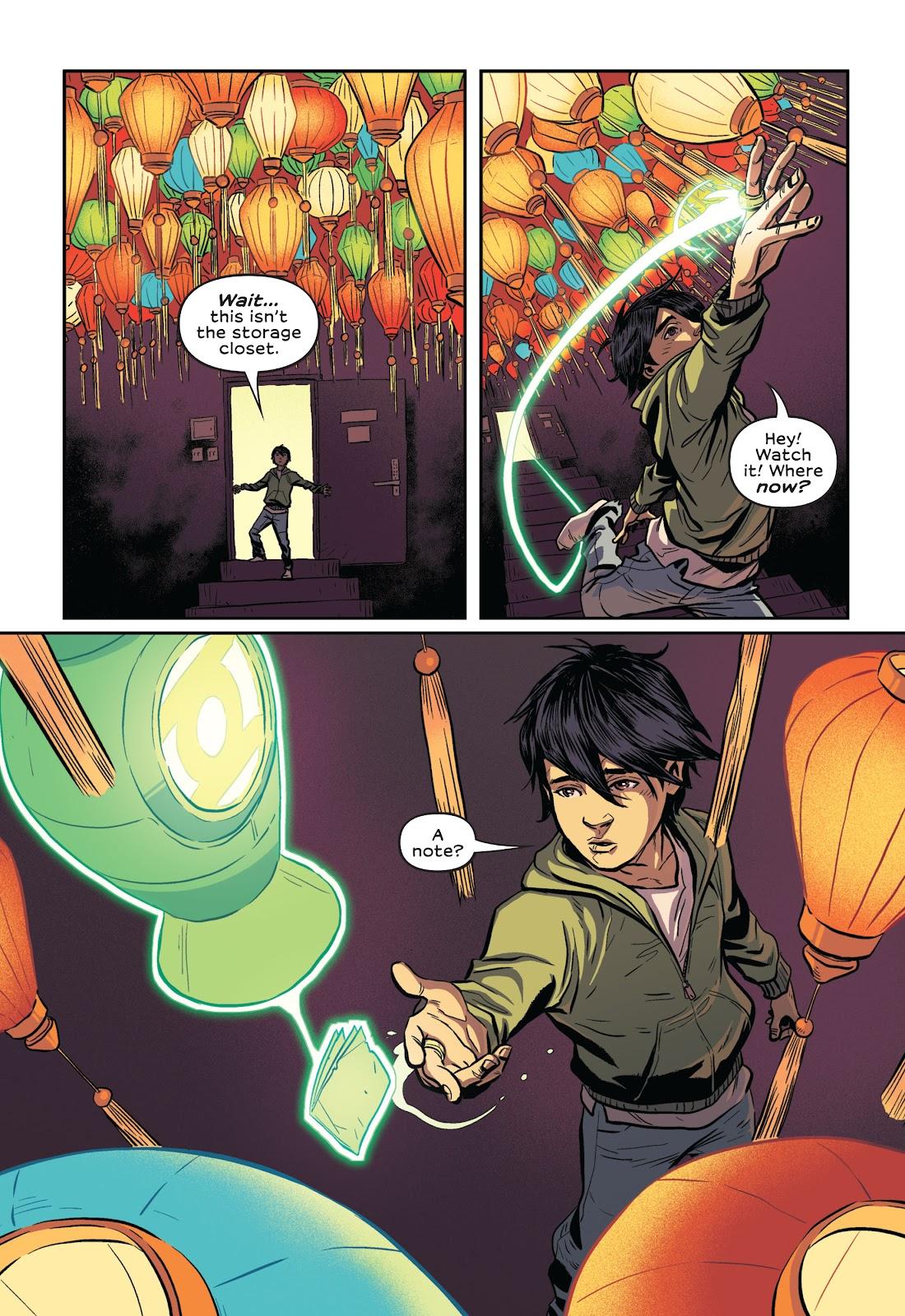 Read online Green Lantern: Legacy comic -  Issue # TPB - 31