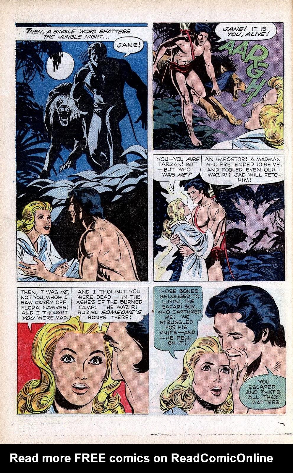 Tarzan (1962) issue 173 - Page 26