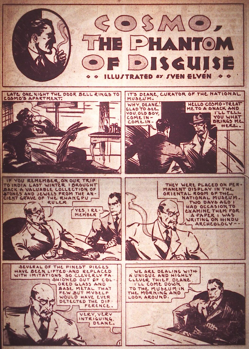 Read online Detective Comics (1937) comic -  Issue #16 - 16