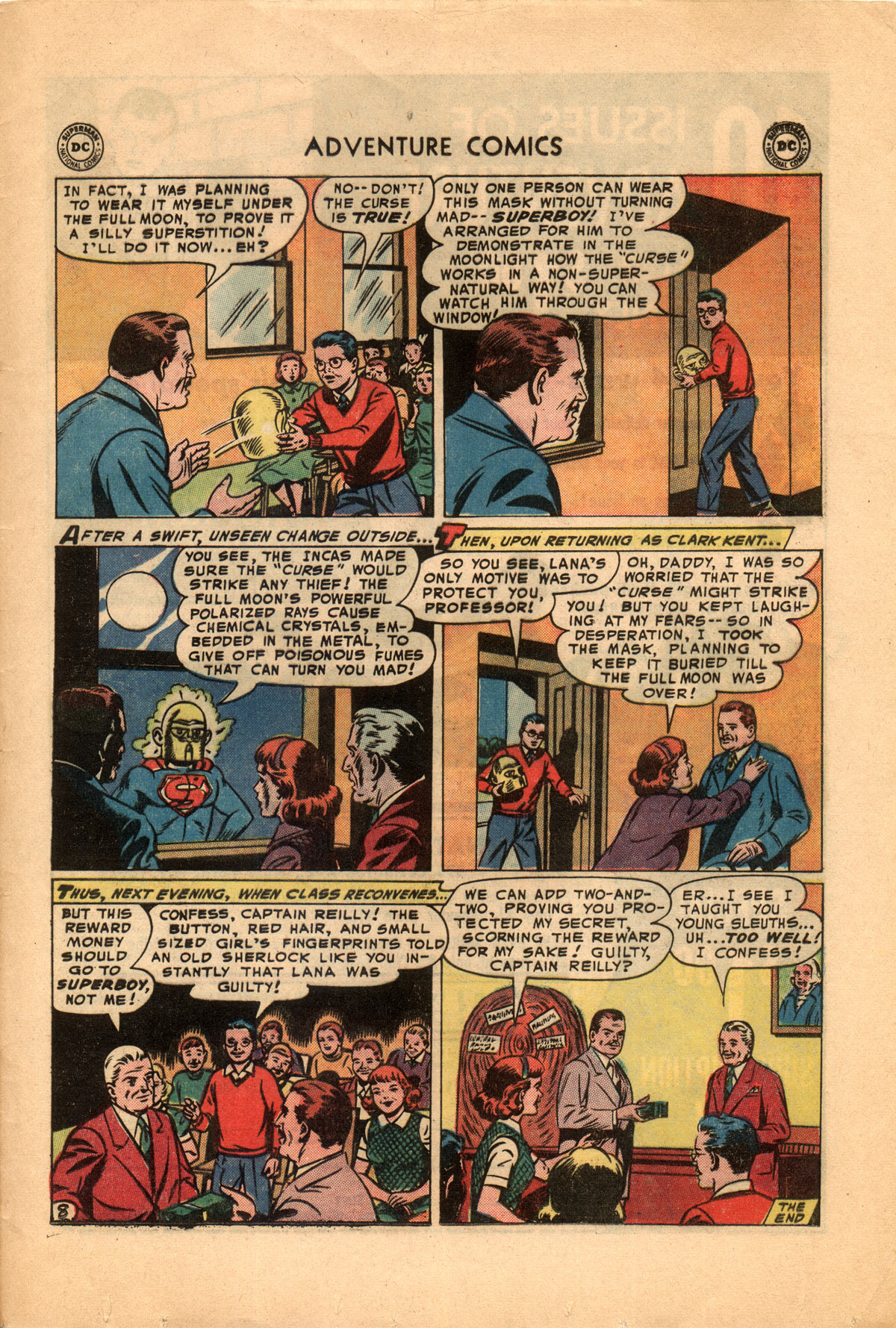 Read online Adventure Comics (1938) comic -  Issue #332 - 33