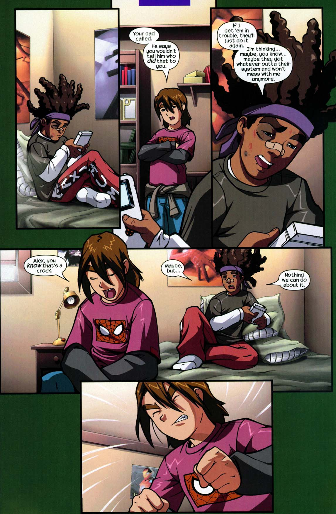 Read online Sentinel comic -  Issue #5 - 5