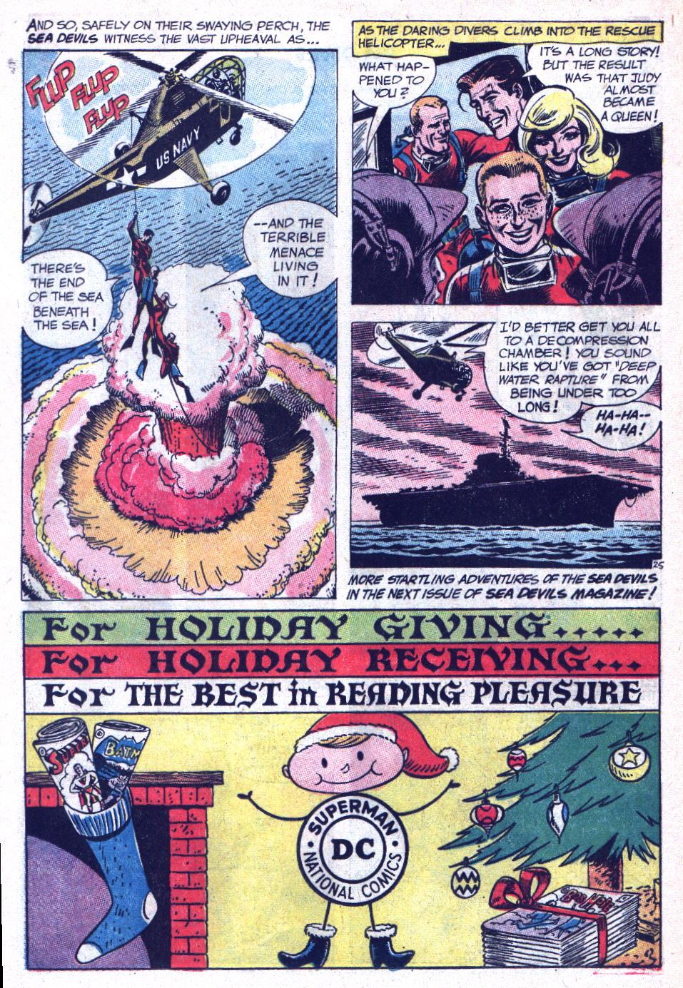 Read online Sea Devils comic -  Issue #9 - 33