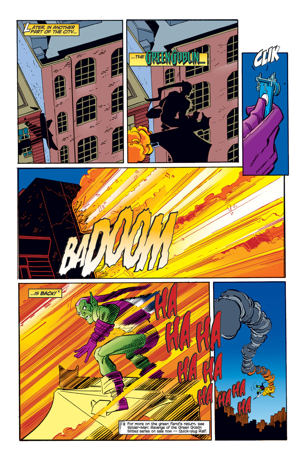The Amazing Spider-Man (1999) 23 Page 11