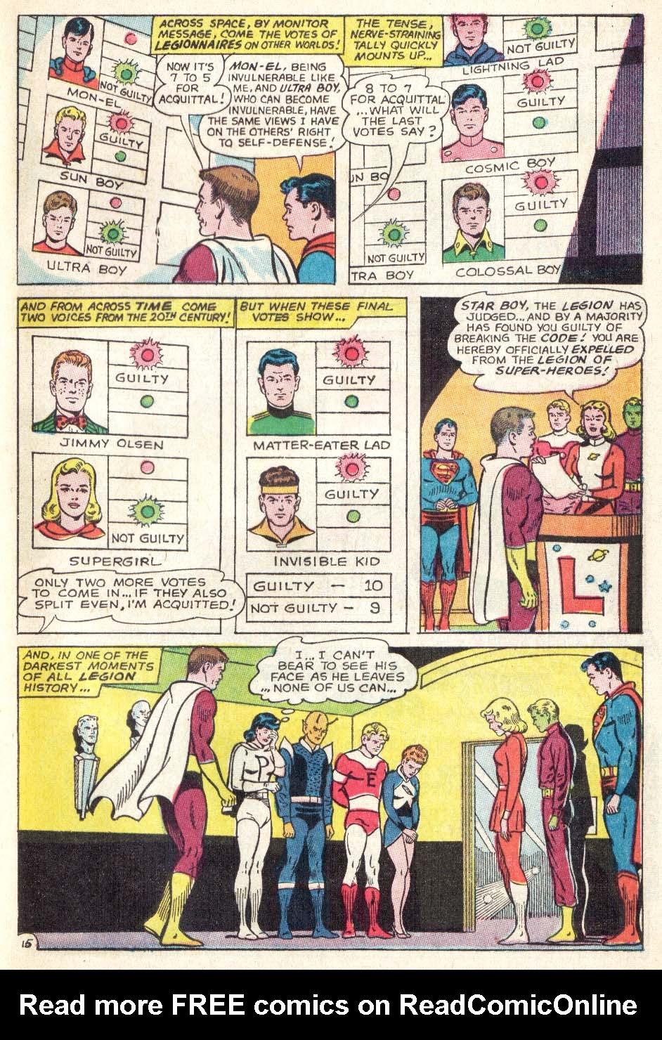 Read online Adventure Comics (1938) comic -  Issue #342 - 21