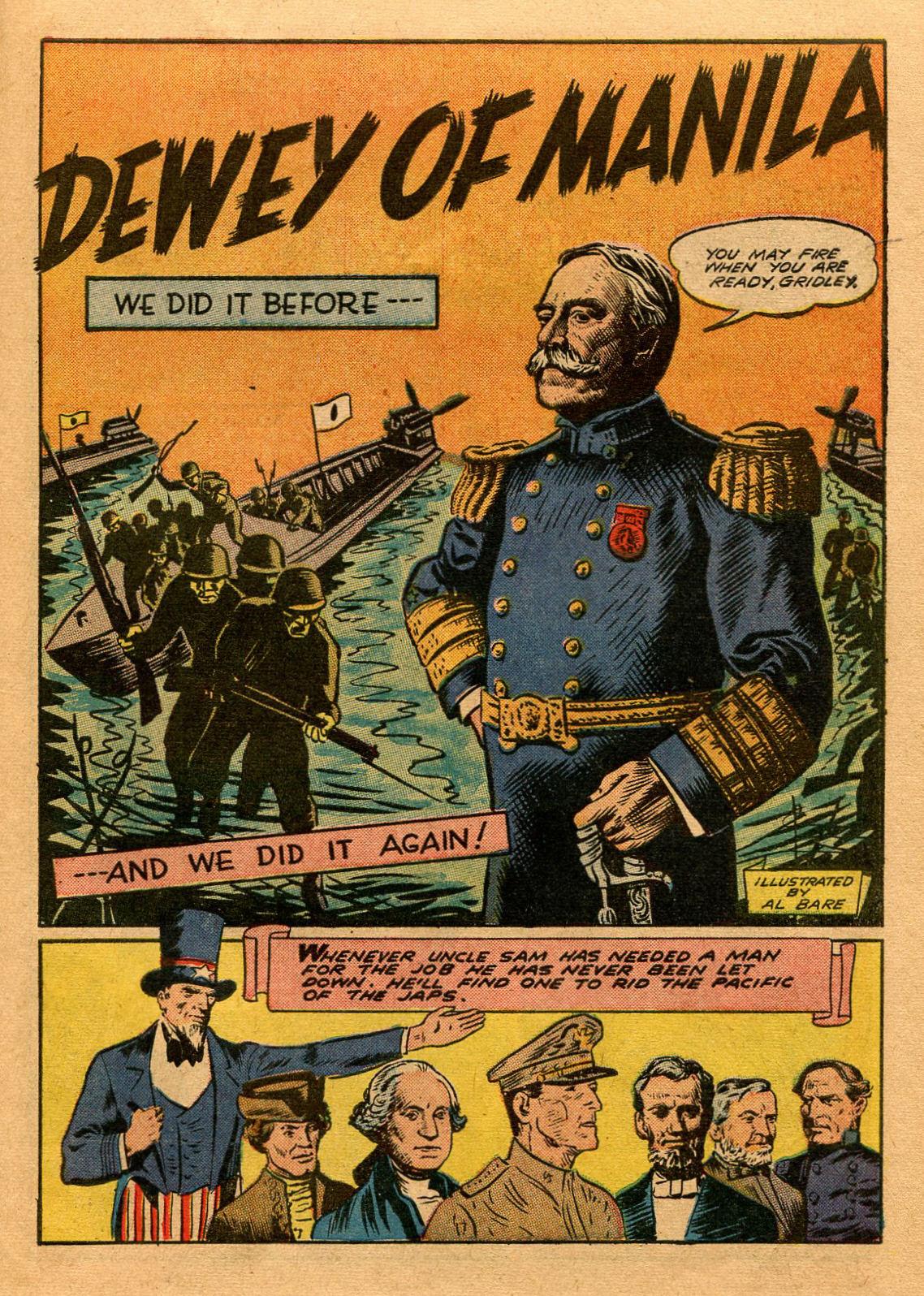 Read online Shadow Comics comic -  Issue #53 - 42
