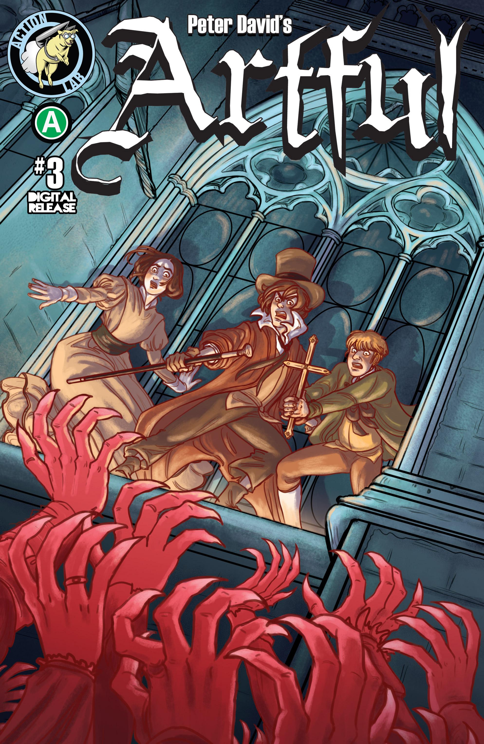 Read online Artful comic -  Issue #3 - 1